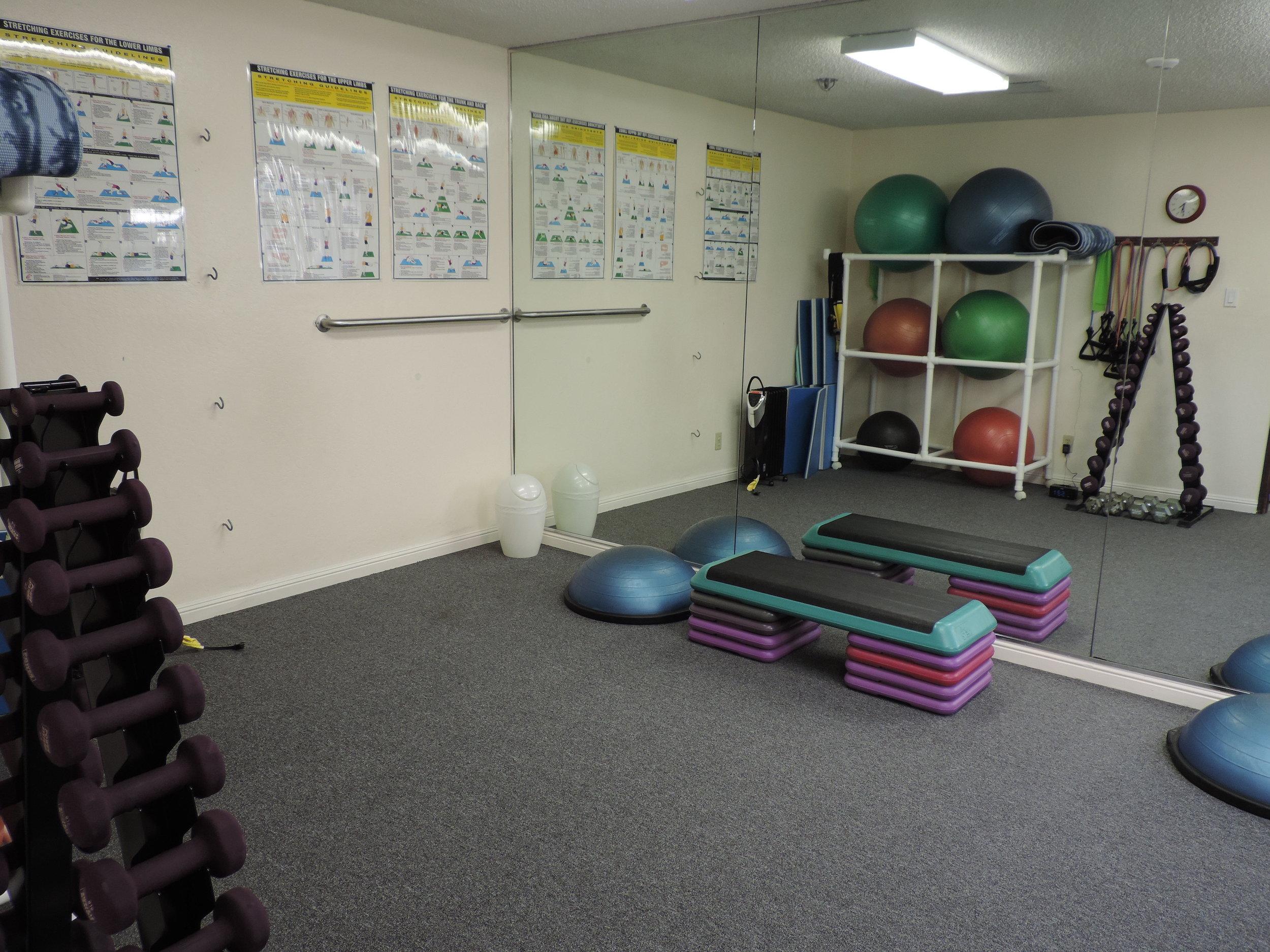 Lake Chabot Fitness Studio