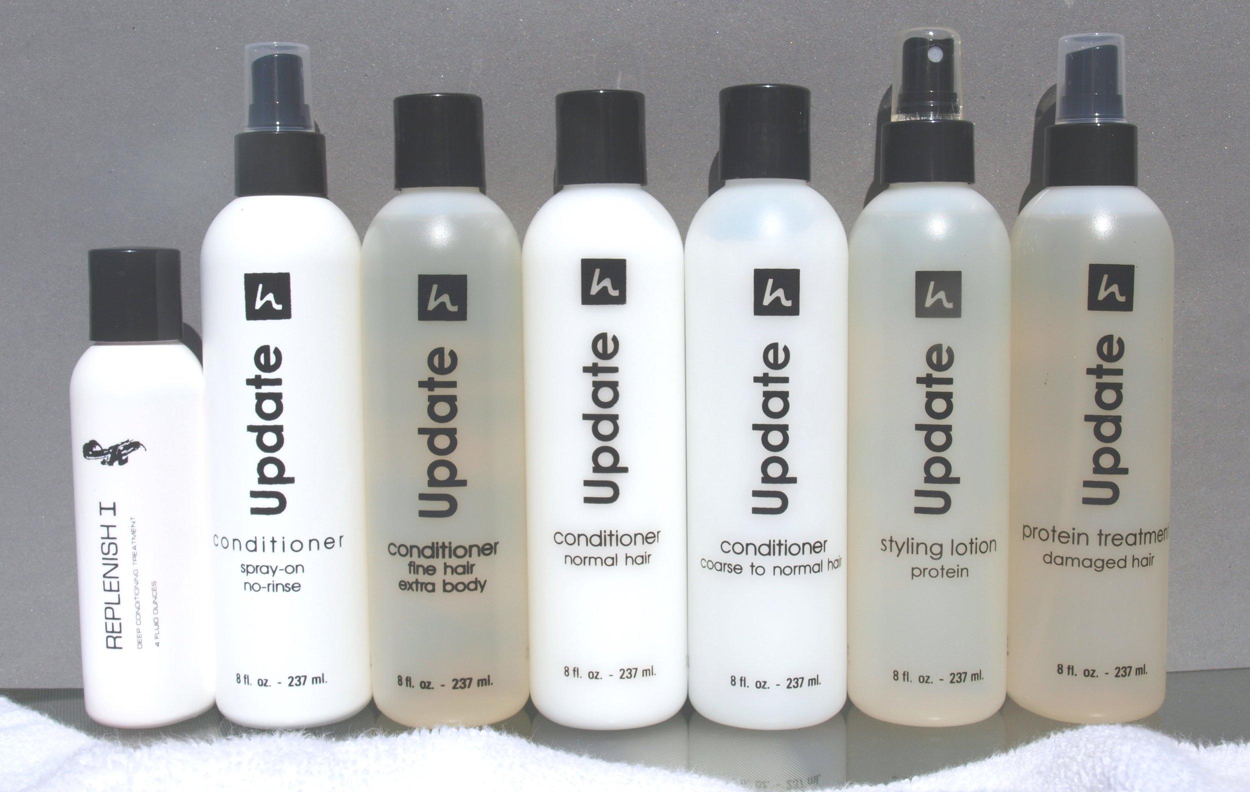 protein spray hår