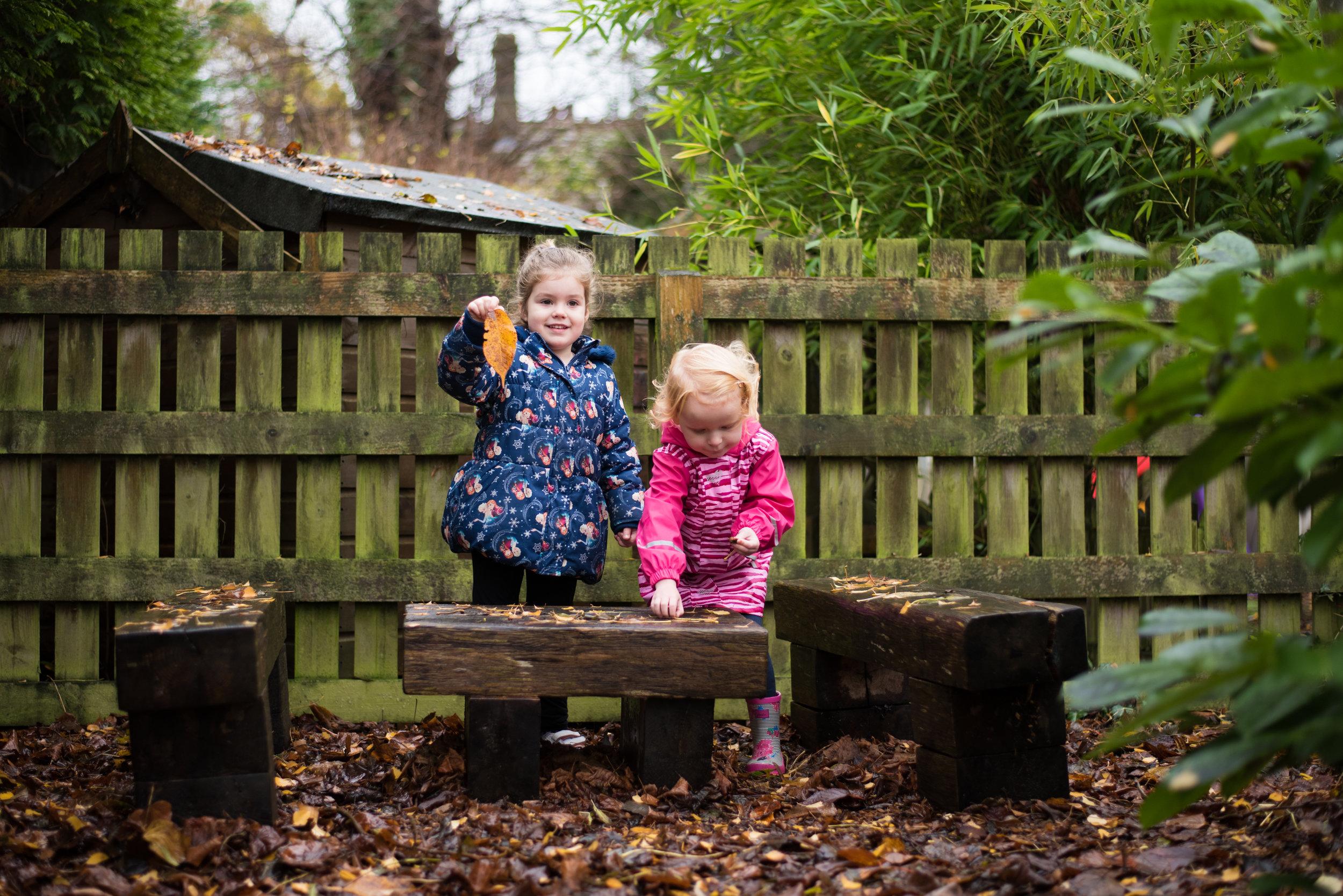 Whalley preschool. Ribble Valley