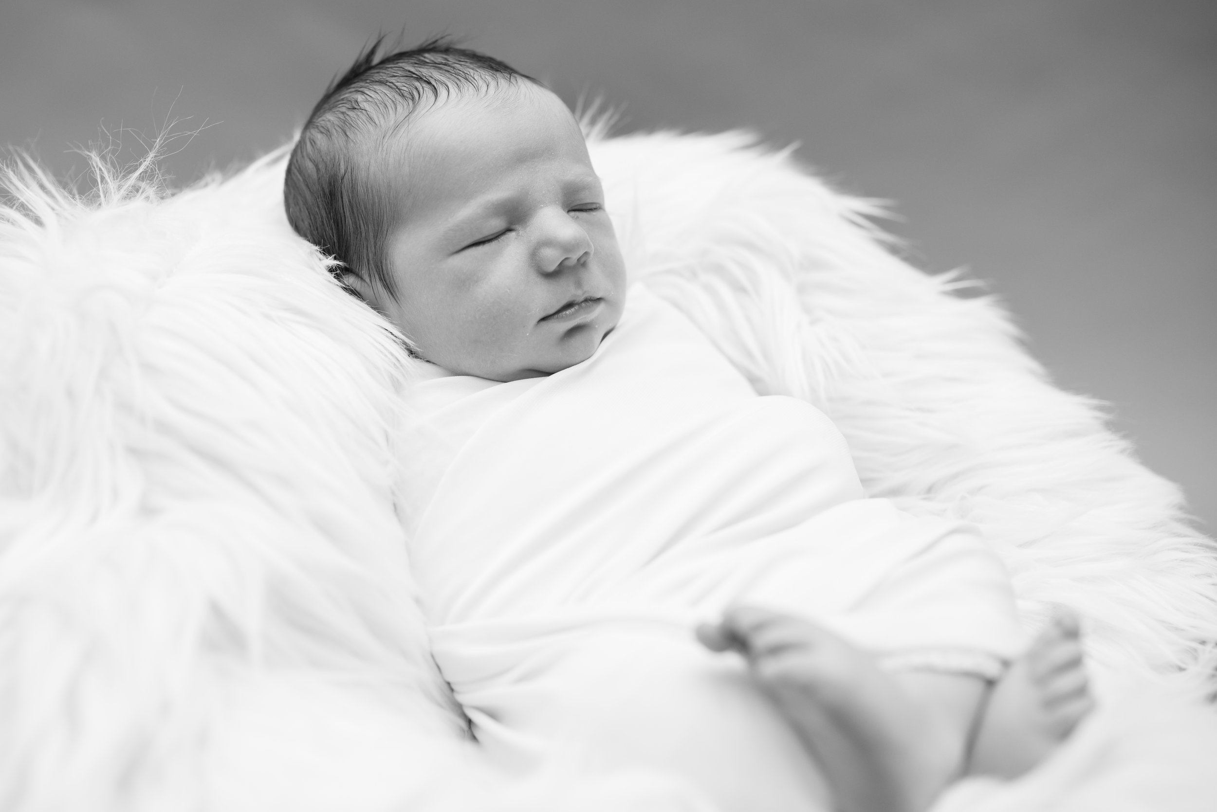 Lancashire newborn photo session