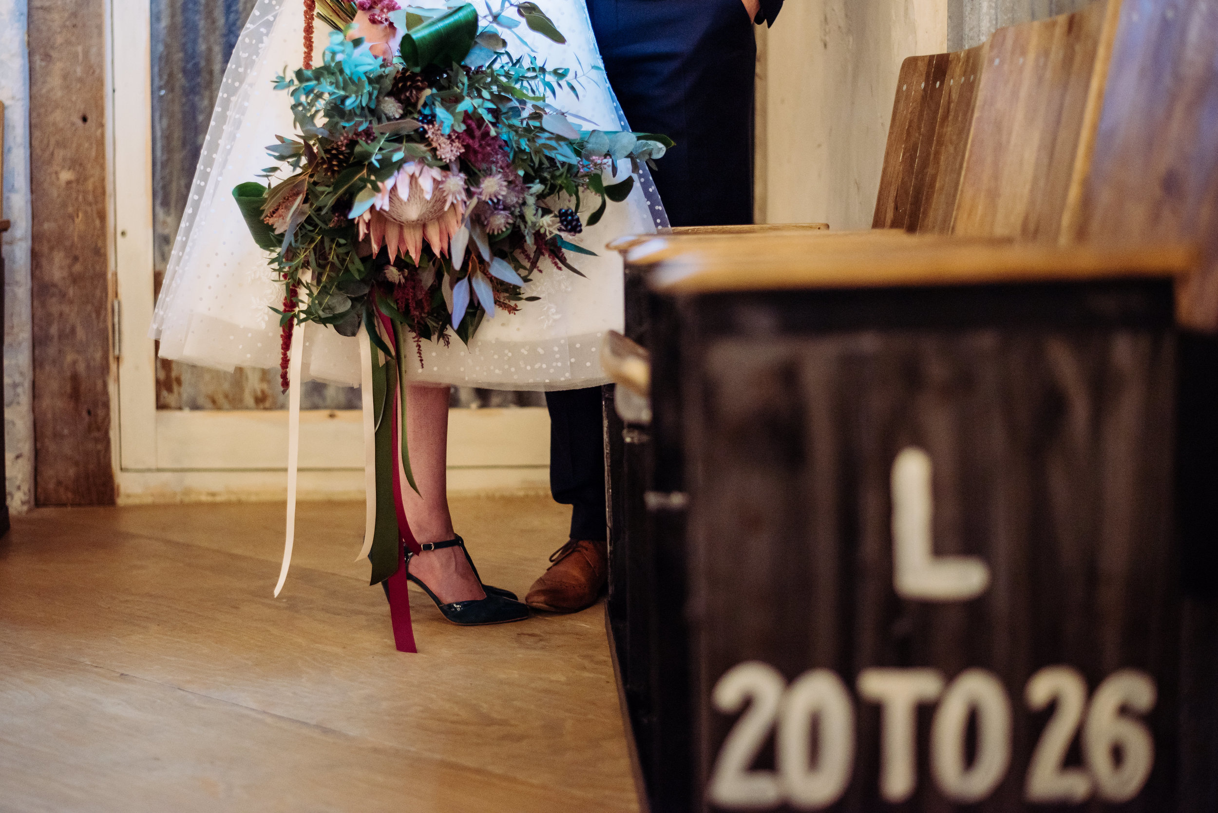 Ribble Valley wedding photographer - Holmes Mill