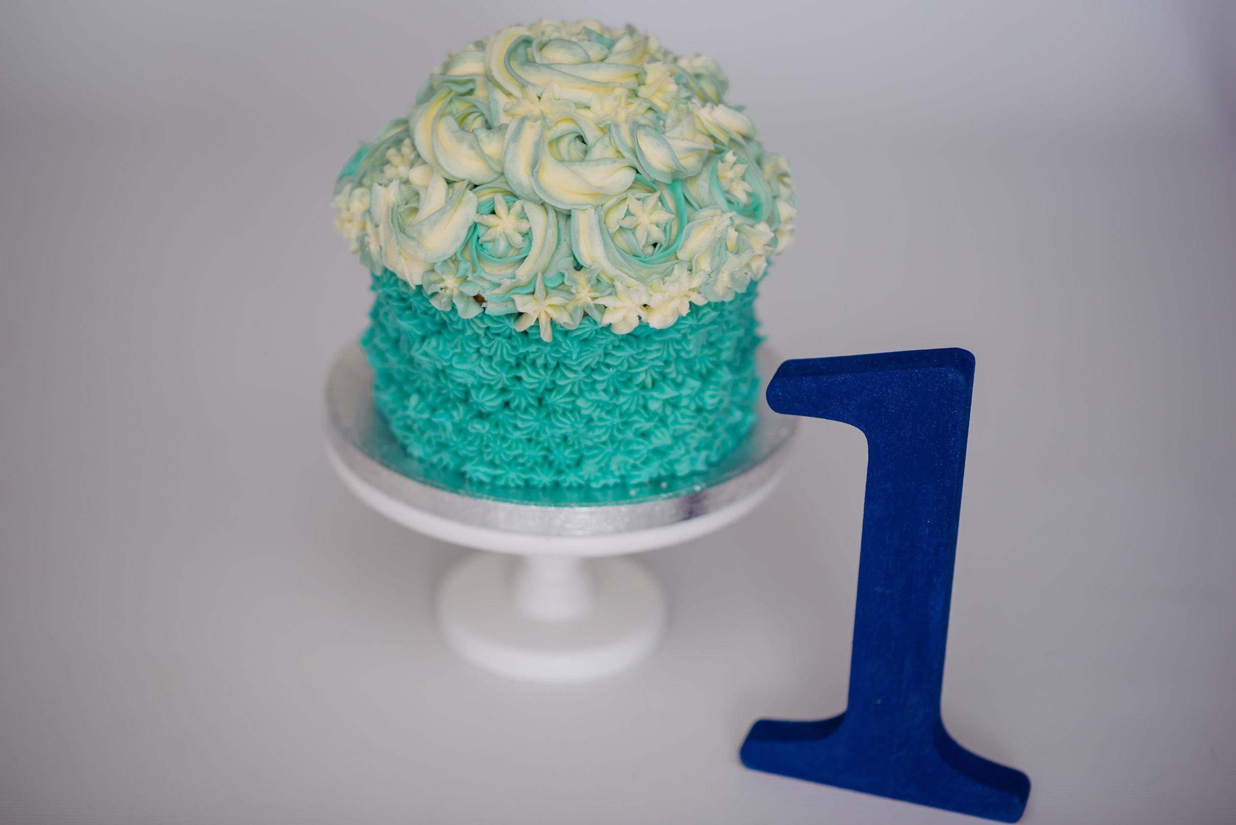 Cake Smash - Clitheroe