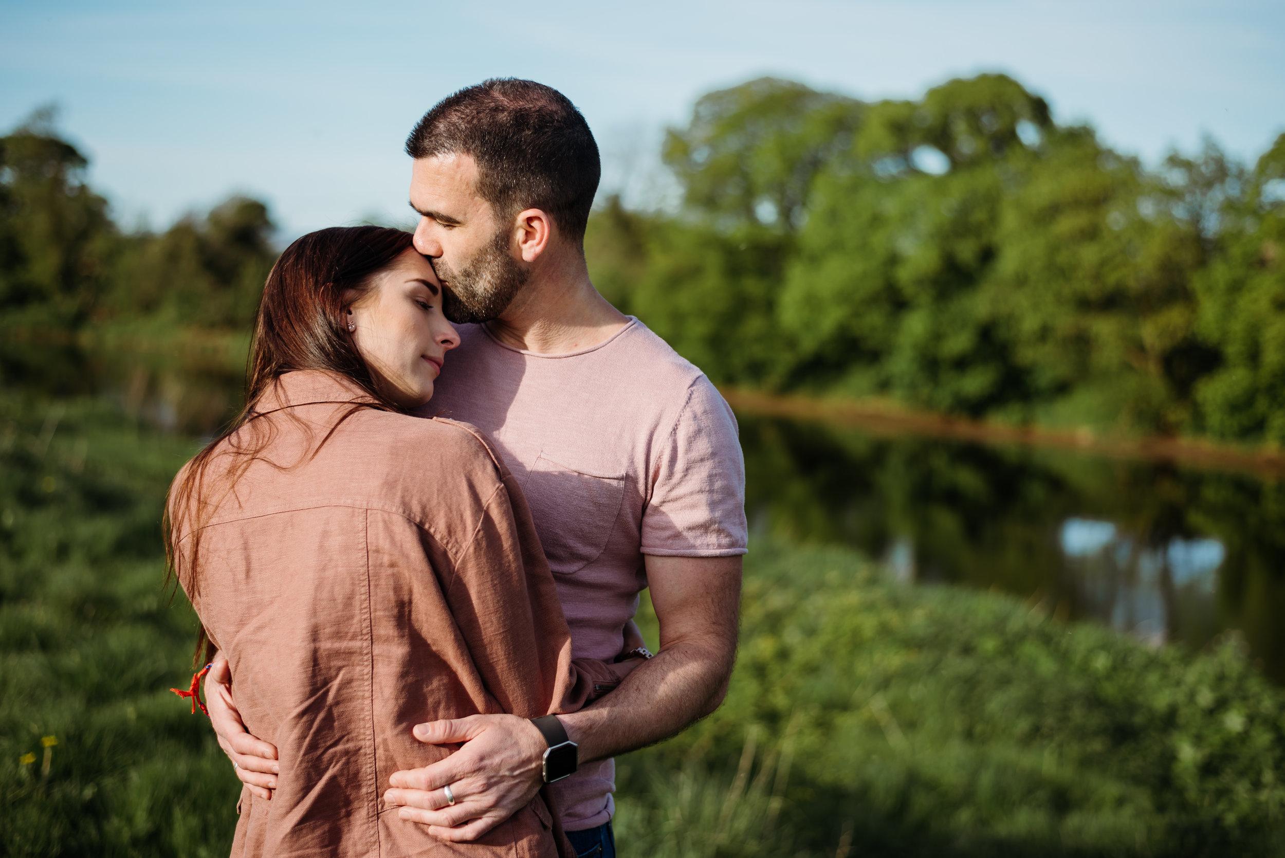 Sarah & Andy - brockholes nature reserve wedding