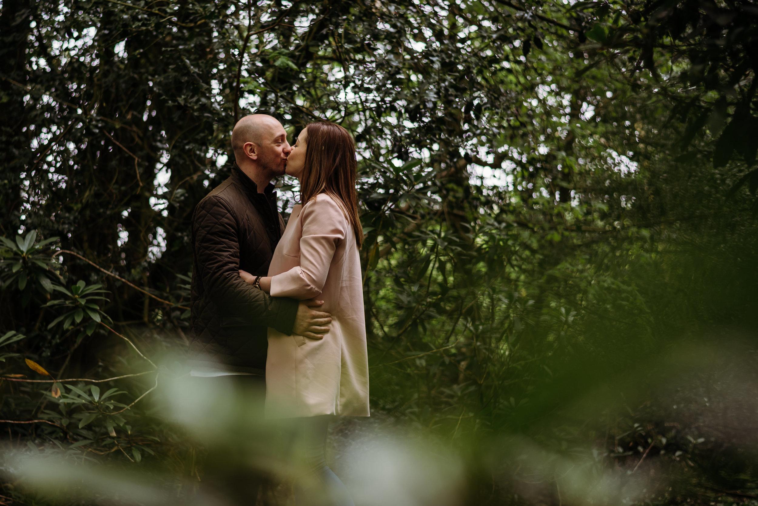 Towneley Hall, Burnley couples photo shoot