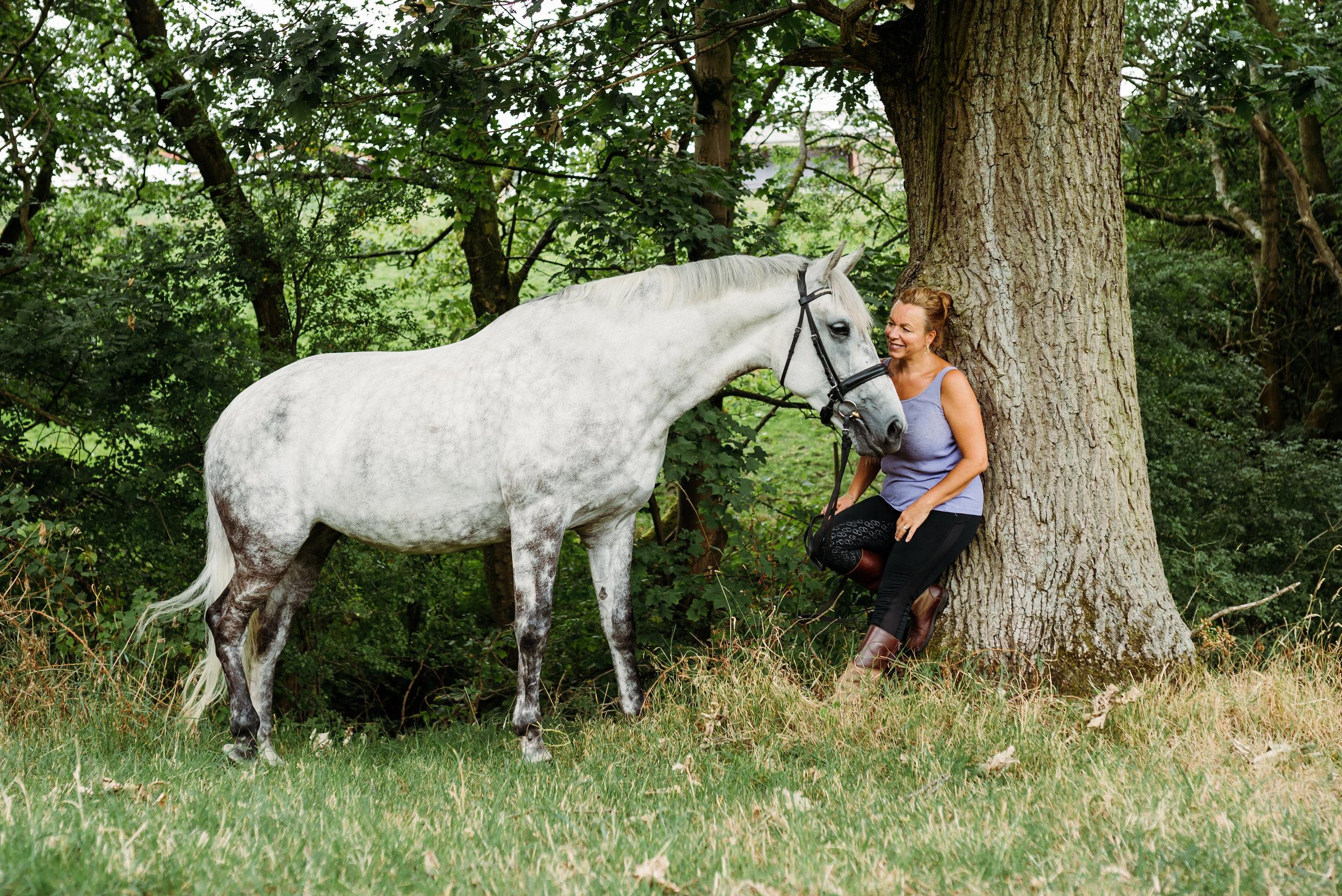 Accrington equine photo shoot