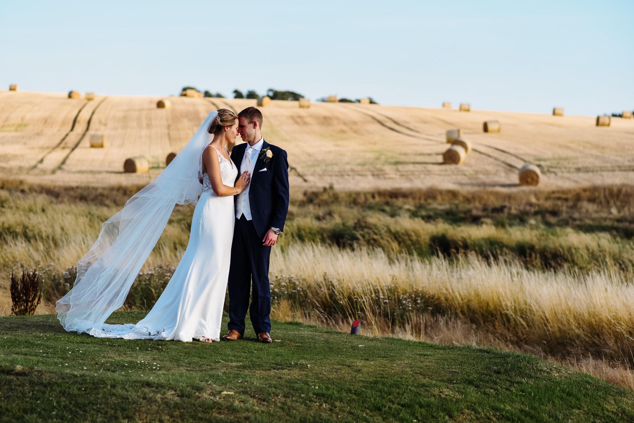 Golf course wedding lancashire