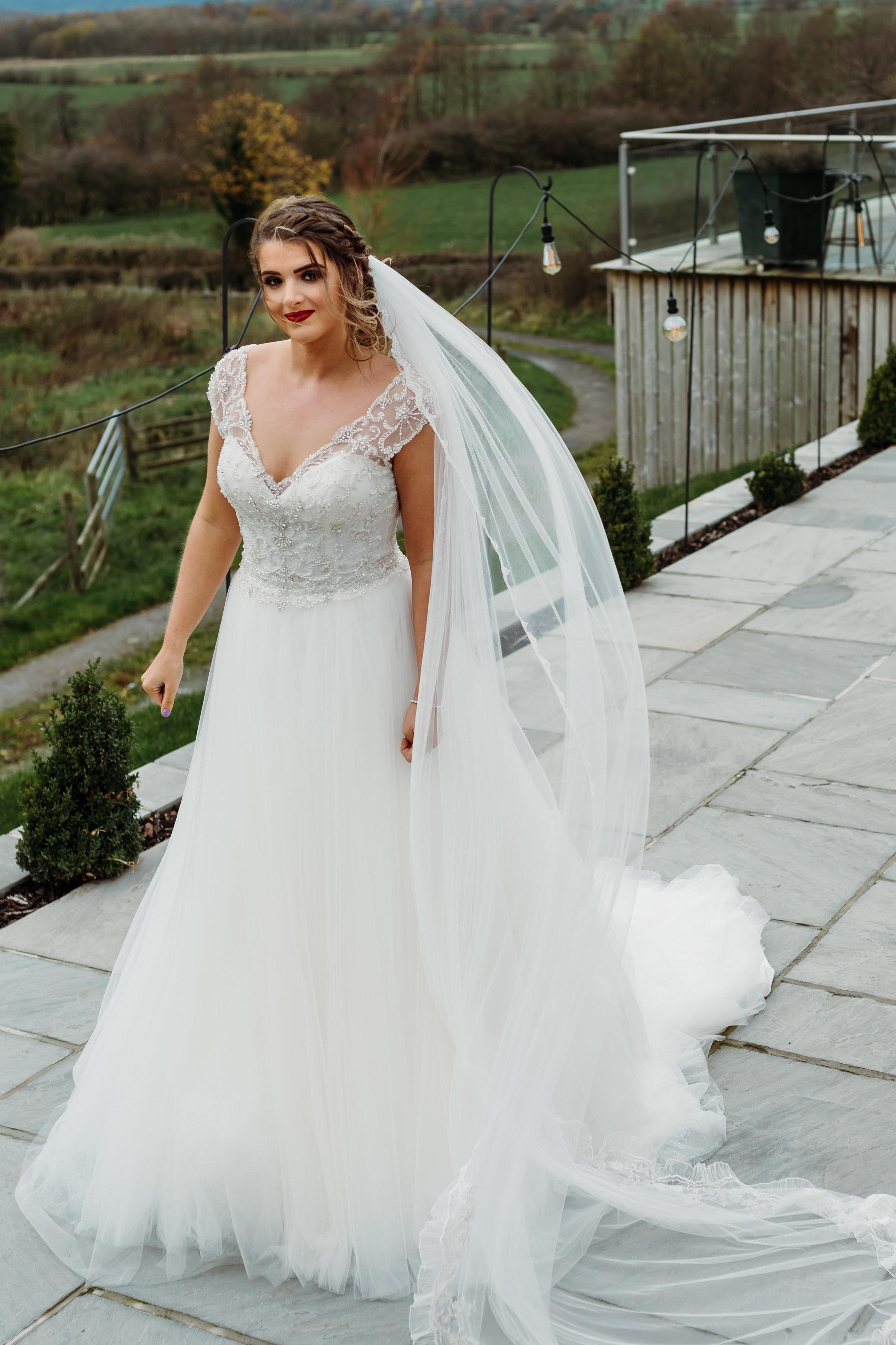 Lancashire wedding - clitheroe