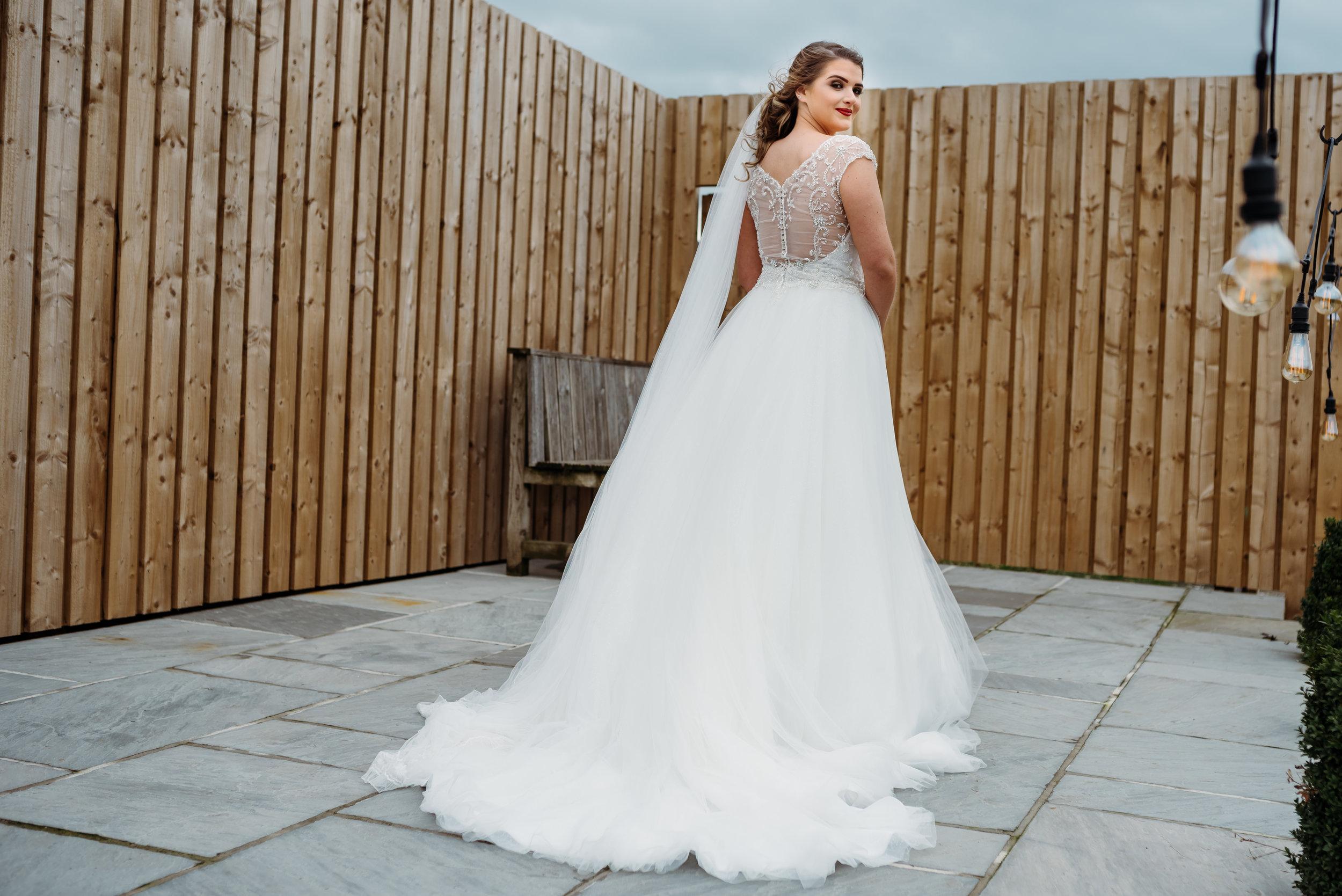 Princess wedding - clitheroe