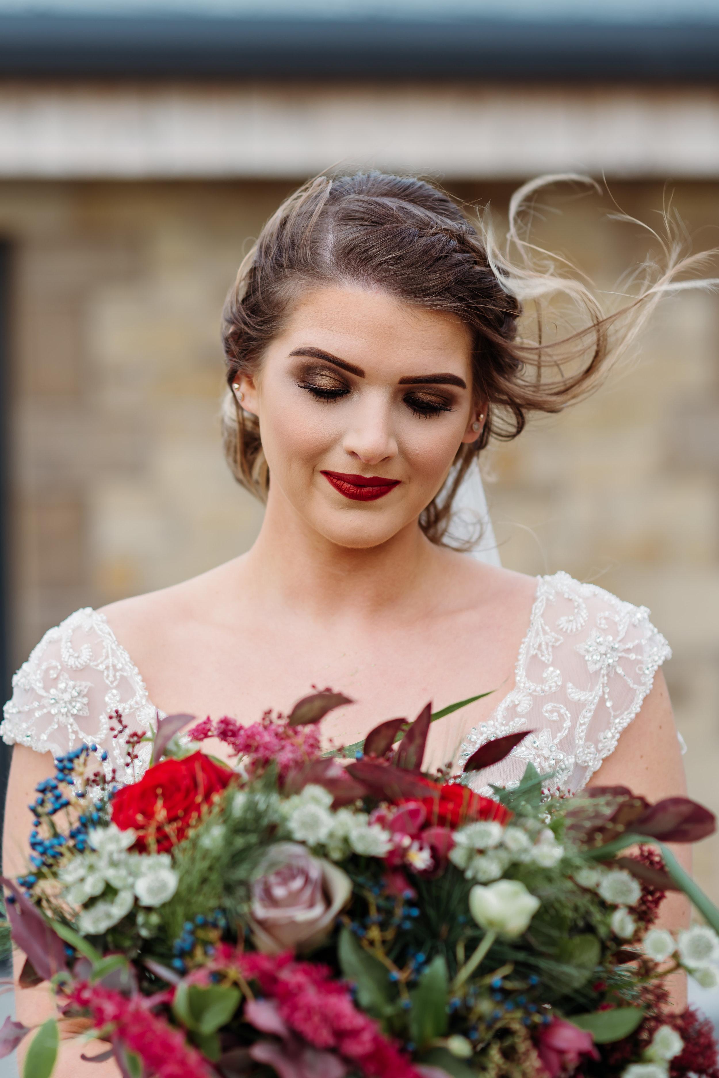 Natural wedding photographer - Clitheroe
