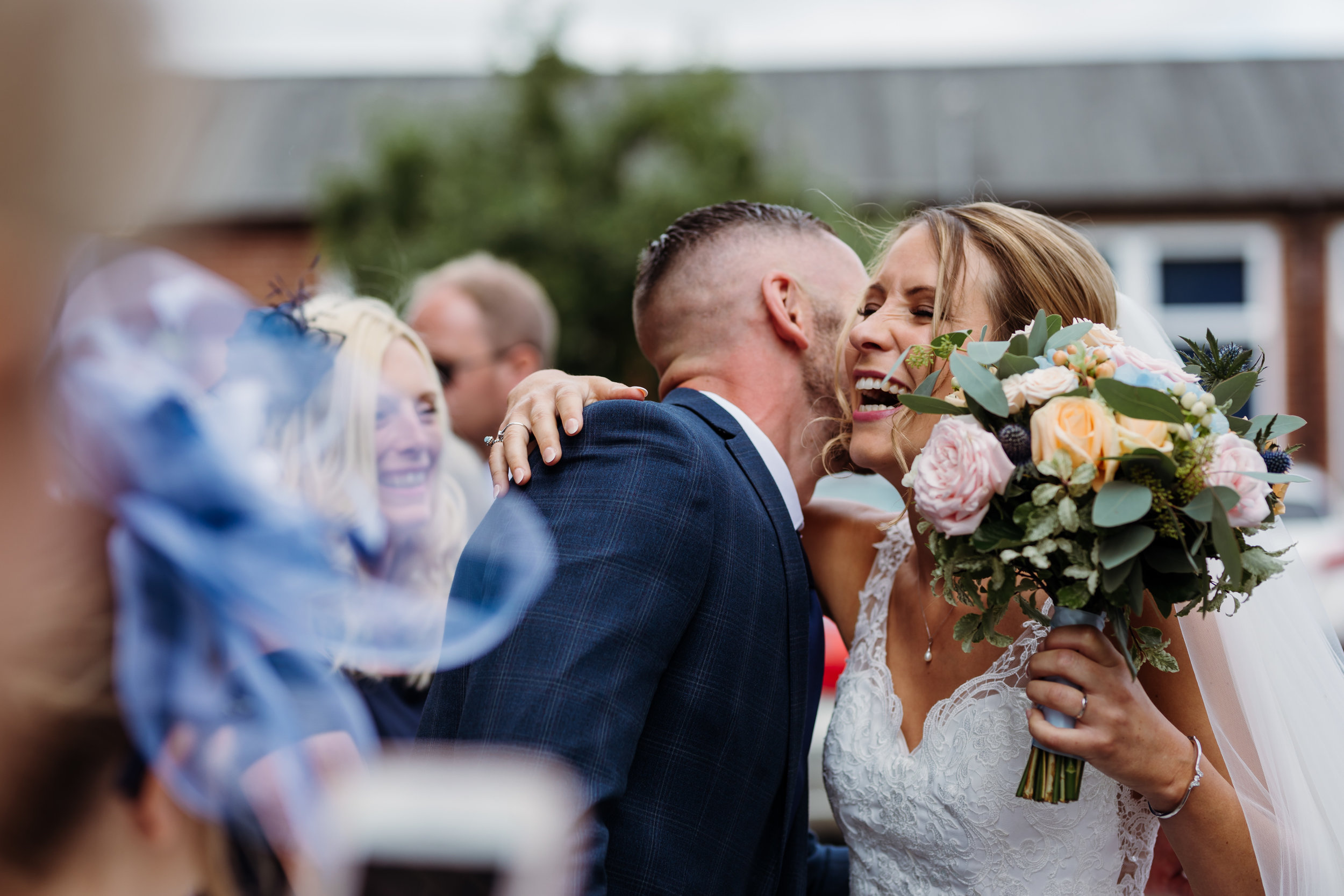 Preston wedding