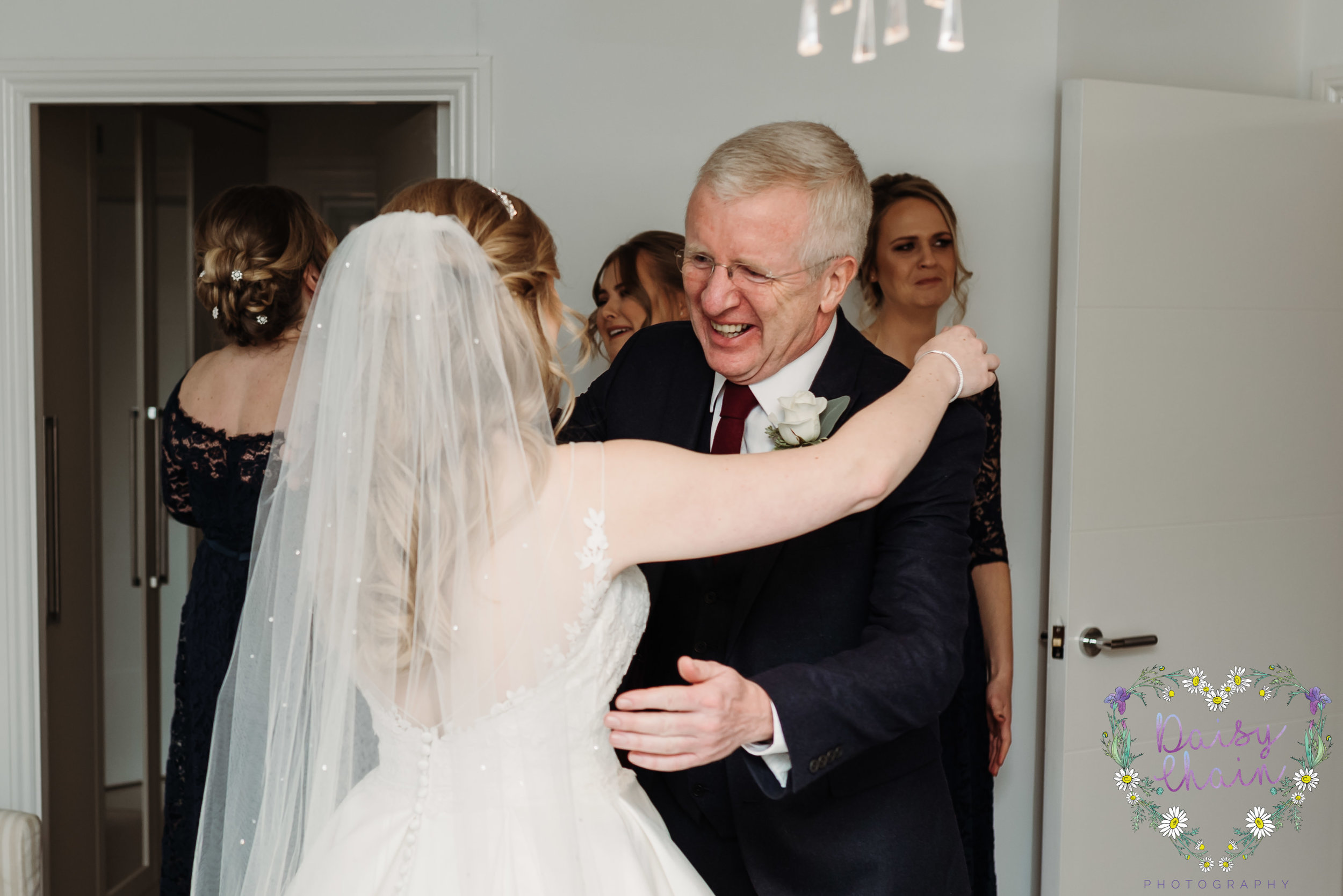 Father of the bride - ribble valley