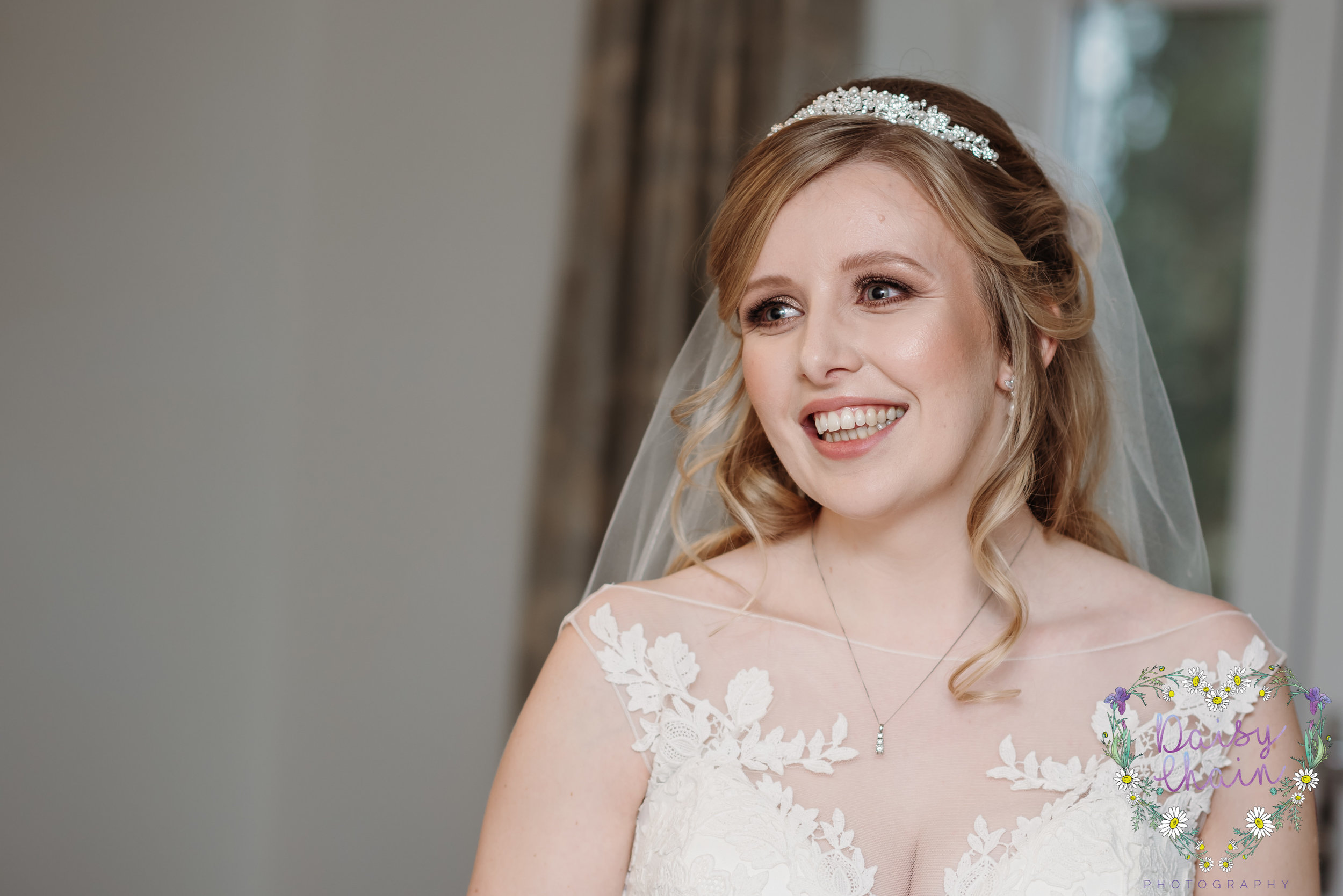 Beautiful bride - Lancashire wedding