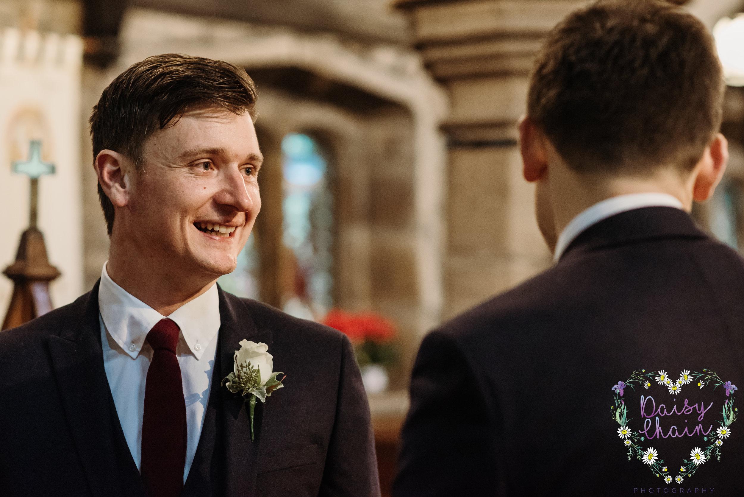 Lancashire groomsmen