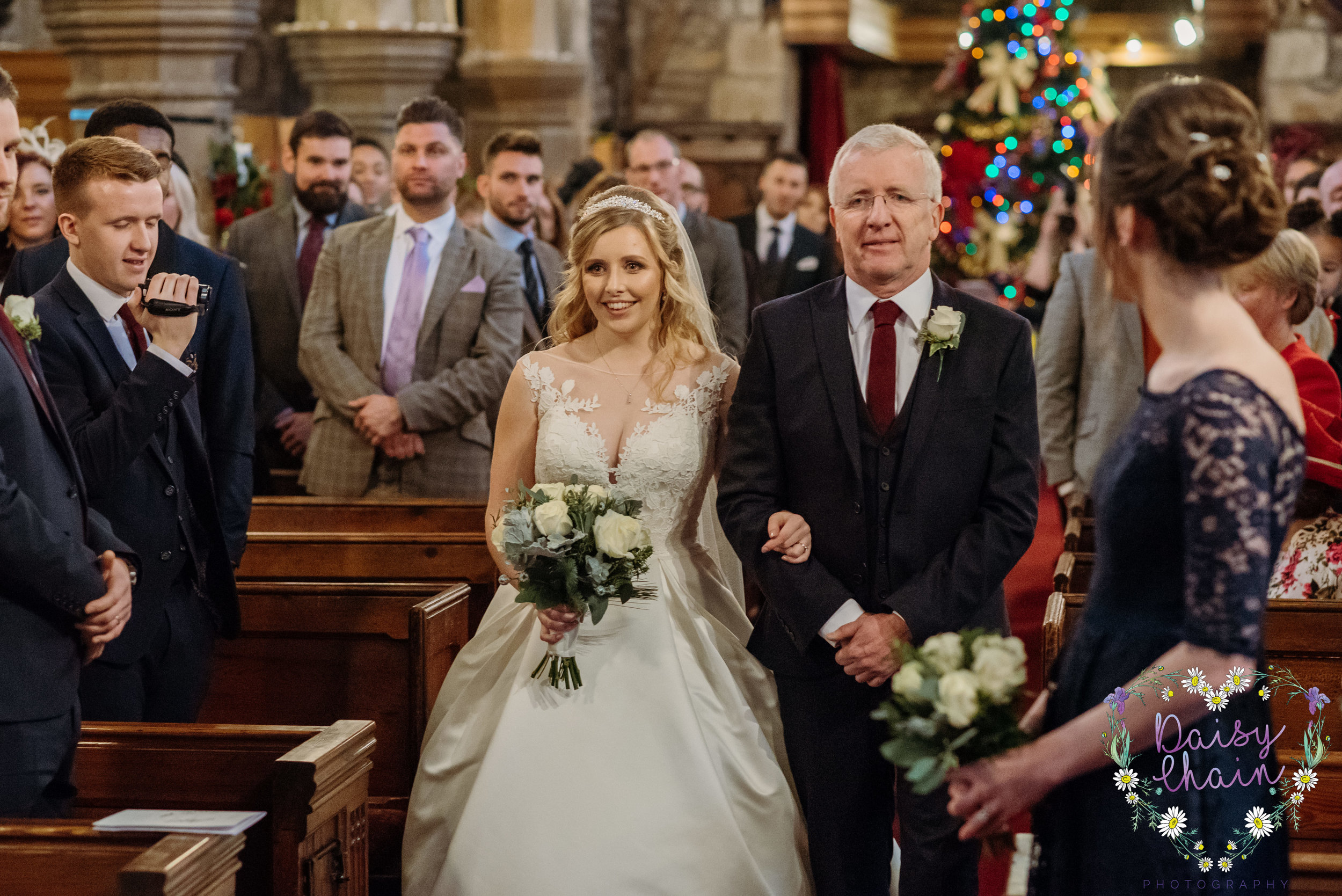 Church wedding lancashire