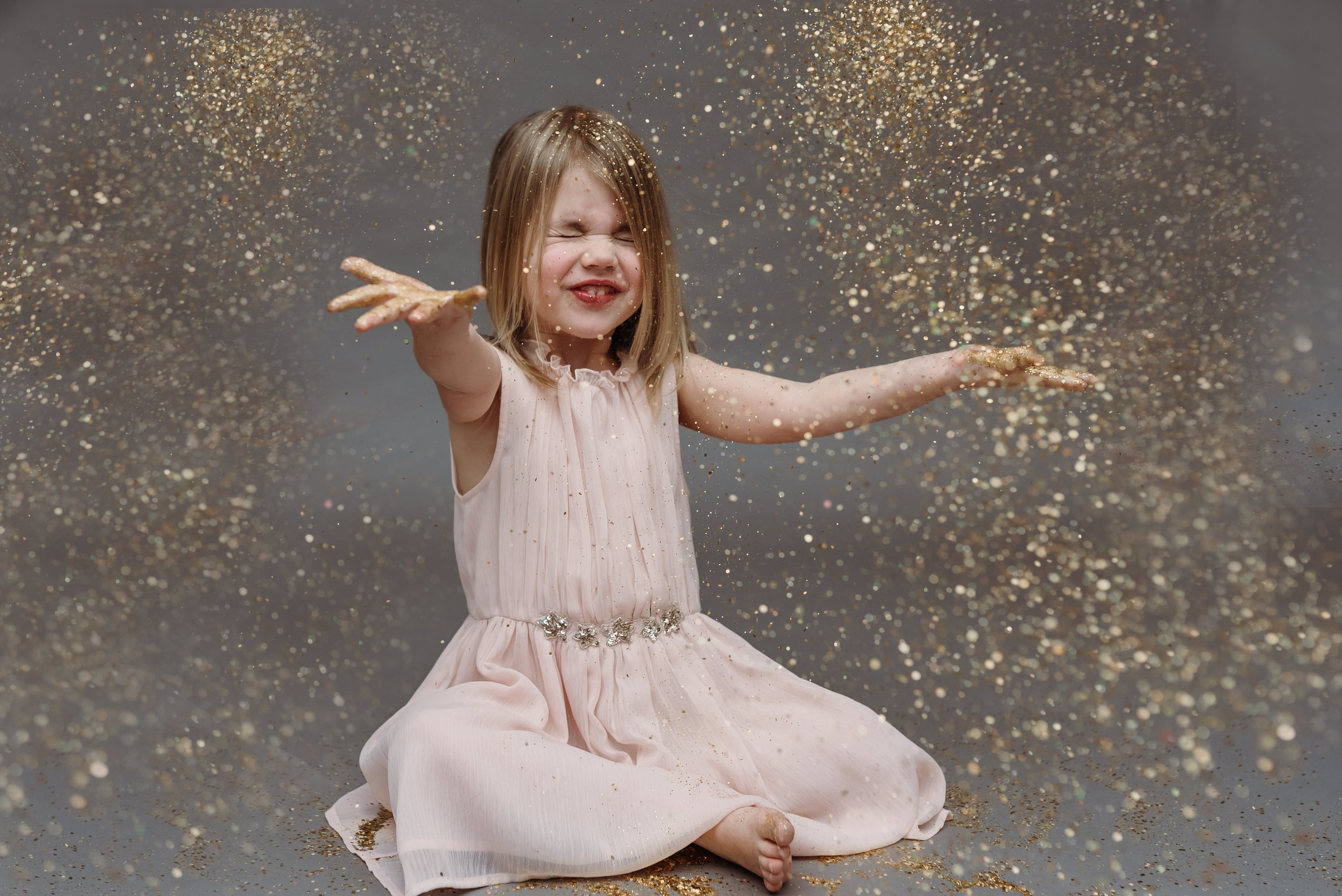 Lancashire glitter session