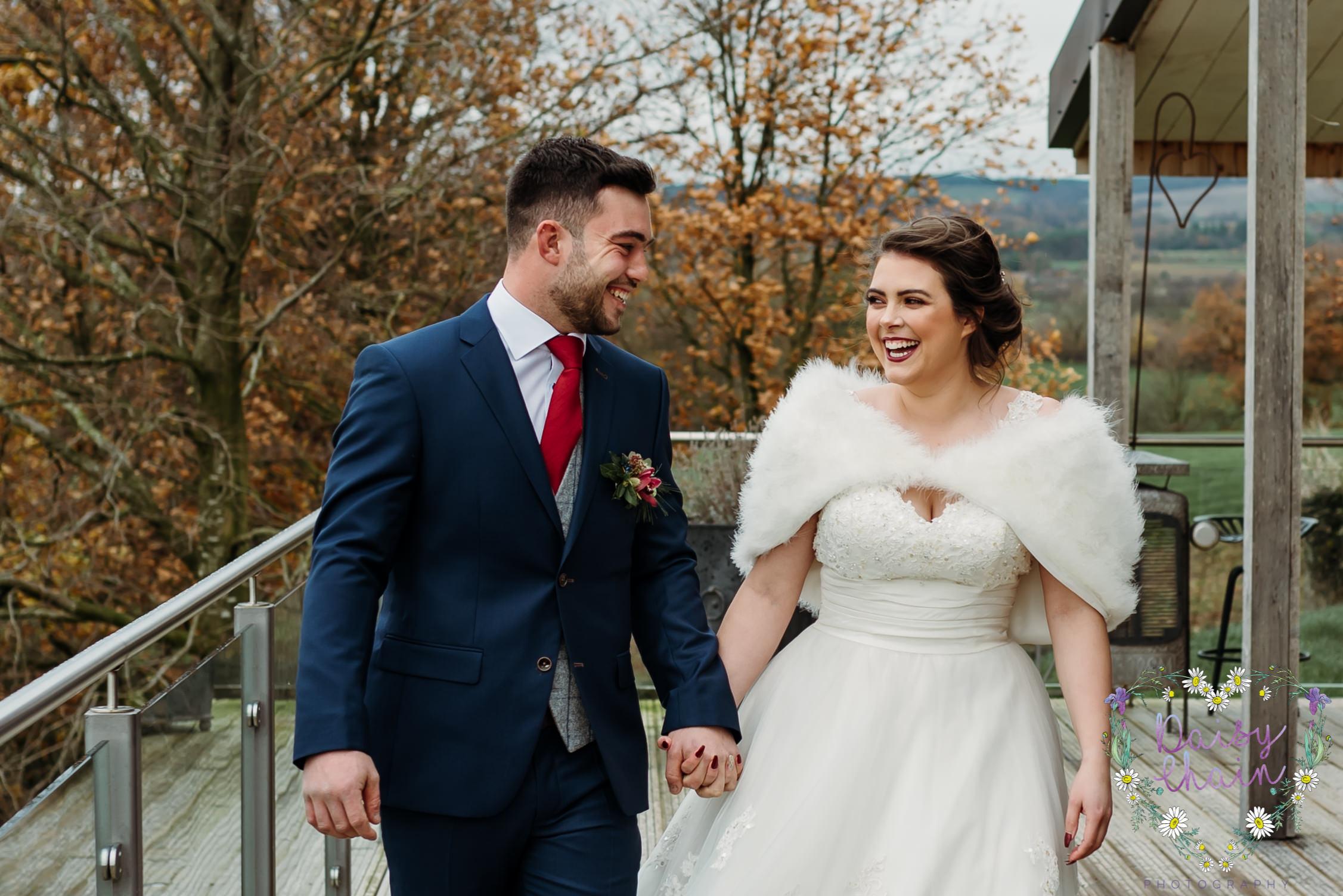 Bashall Barn, Clitheroe wedding