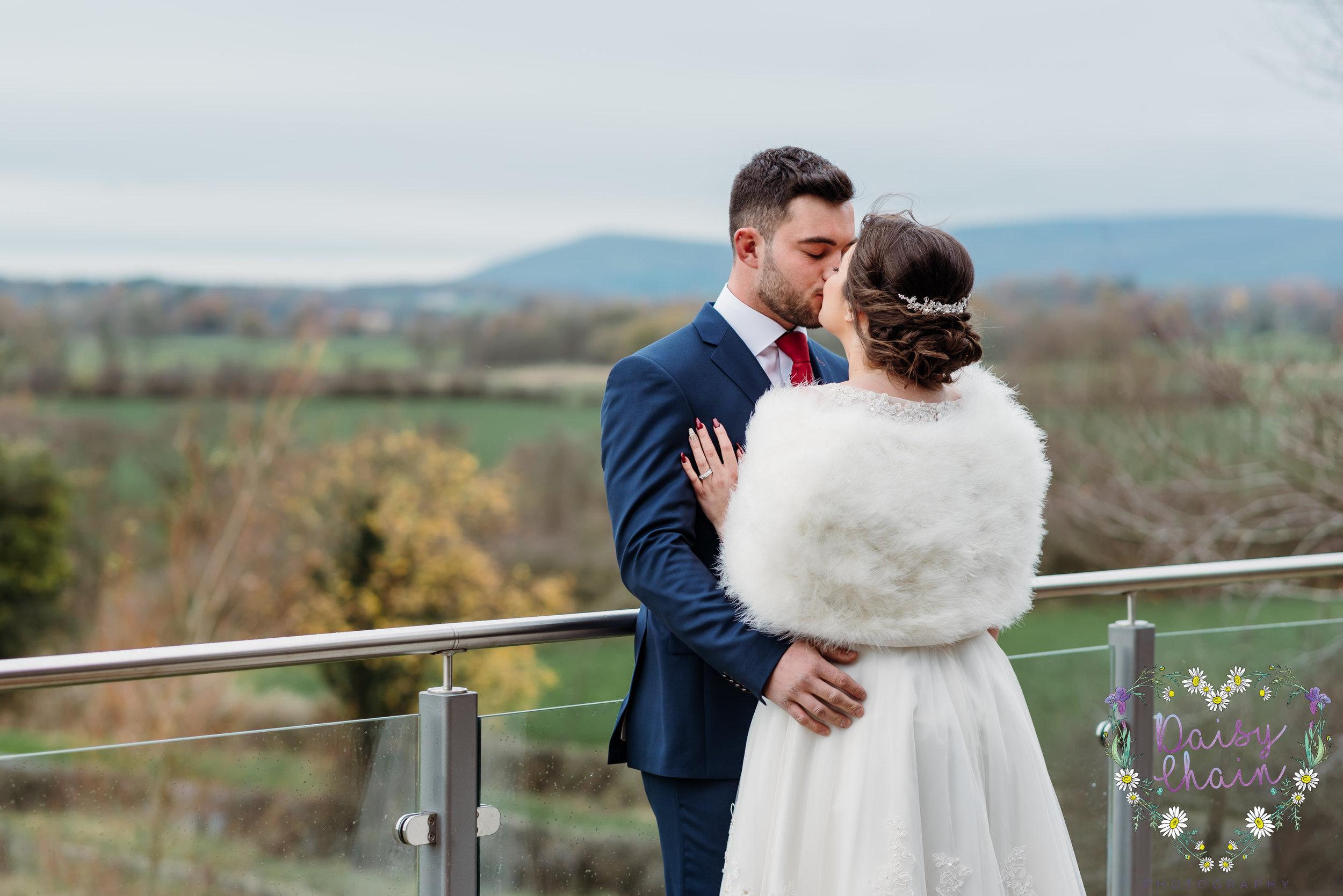 Bashall Barn, Lancashire wedding