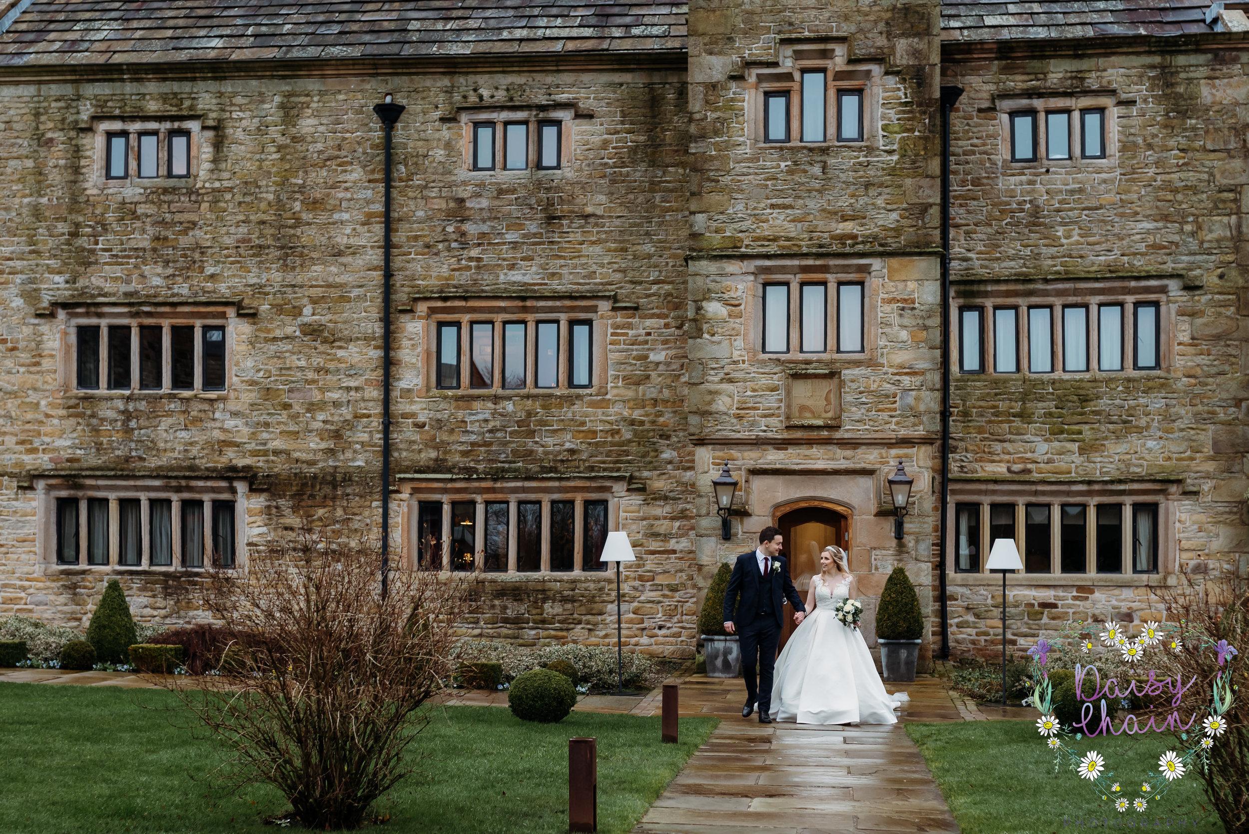 Elegant wedding - Stanley House Hotel, Blackburn