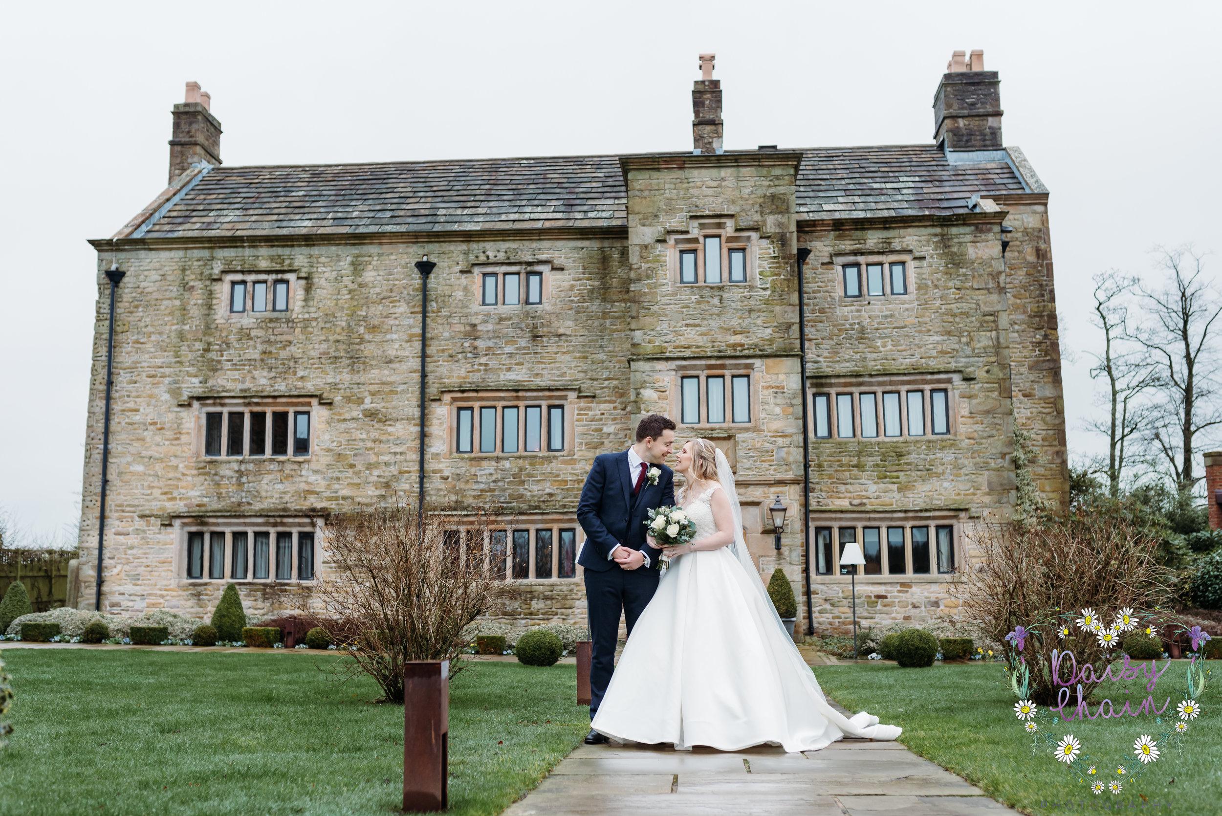 Stanley House Hotel wedding