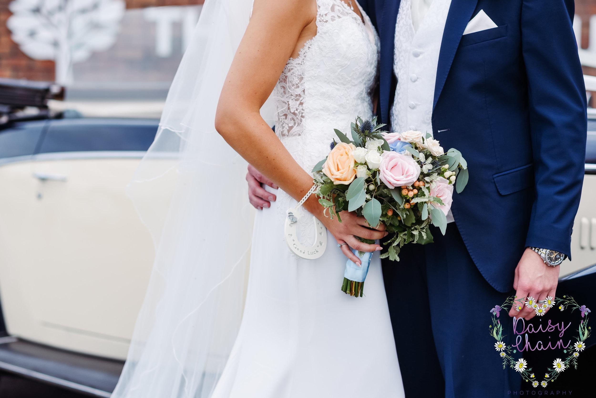 Wedding details - wedding bouquet
