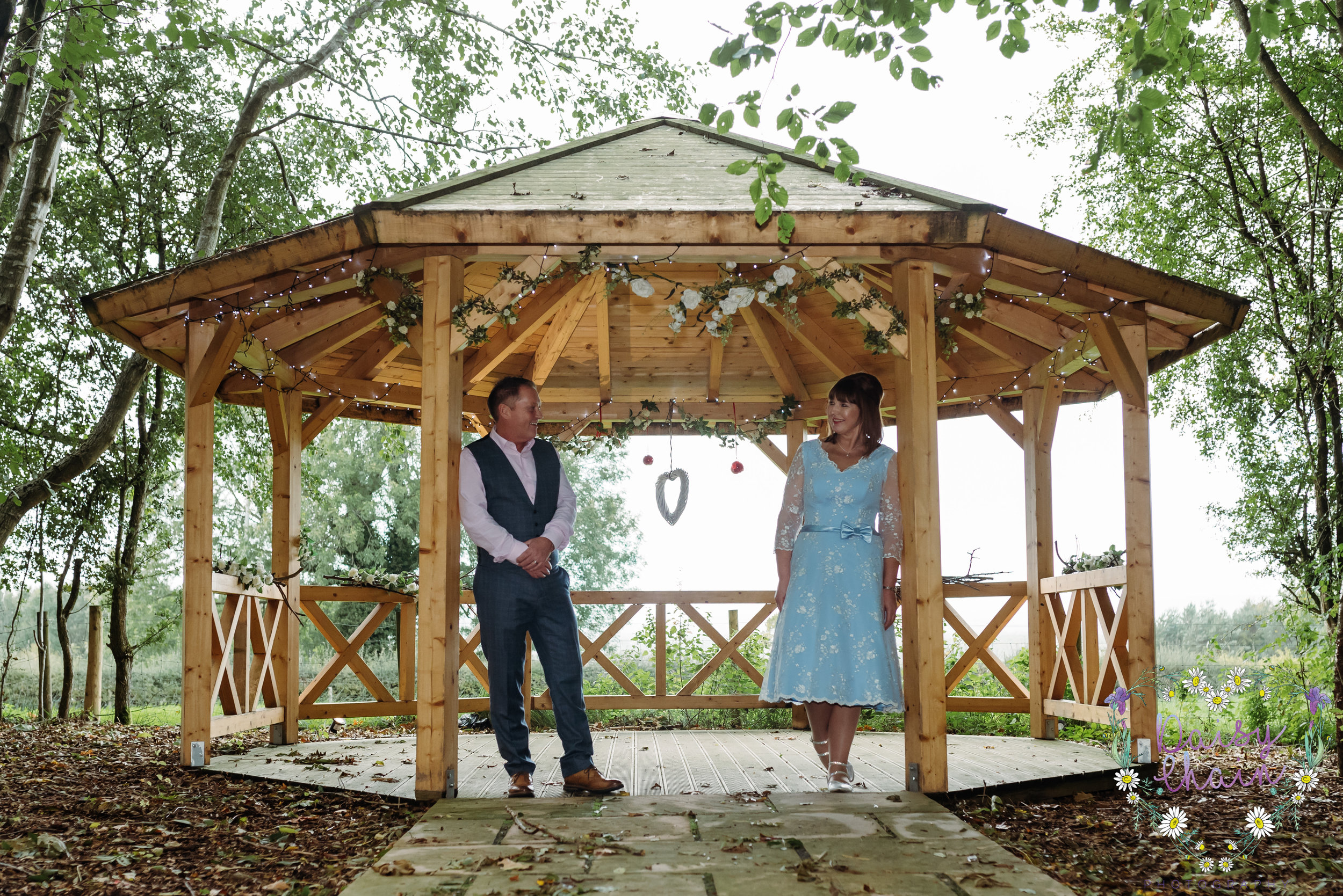 Artisan Ribble Valley - band stand