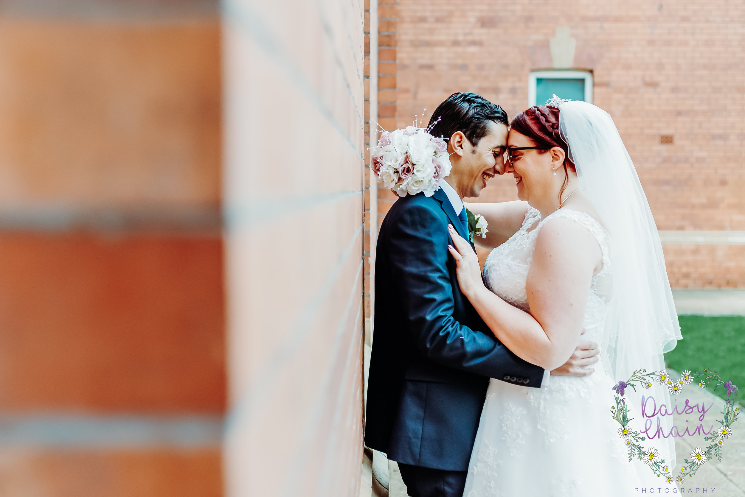 Cheshire winter wedding