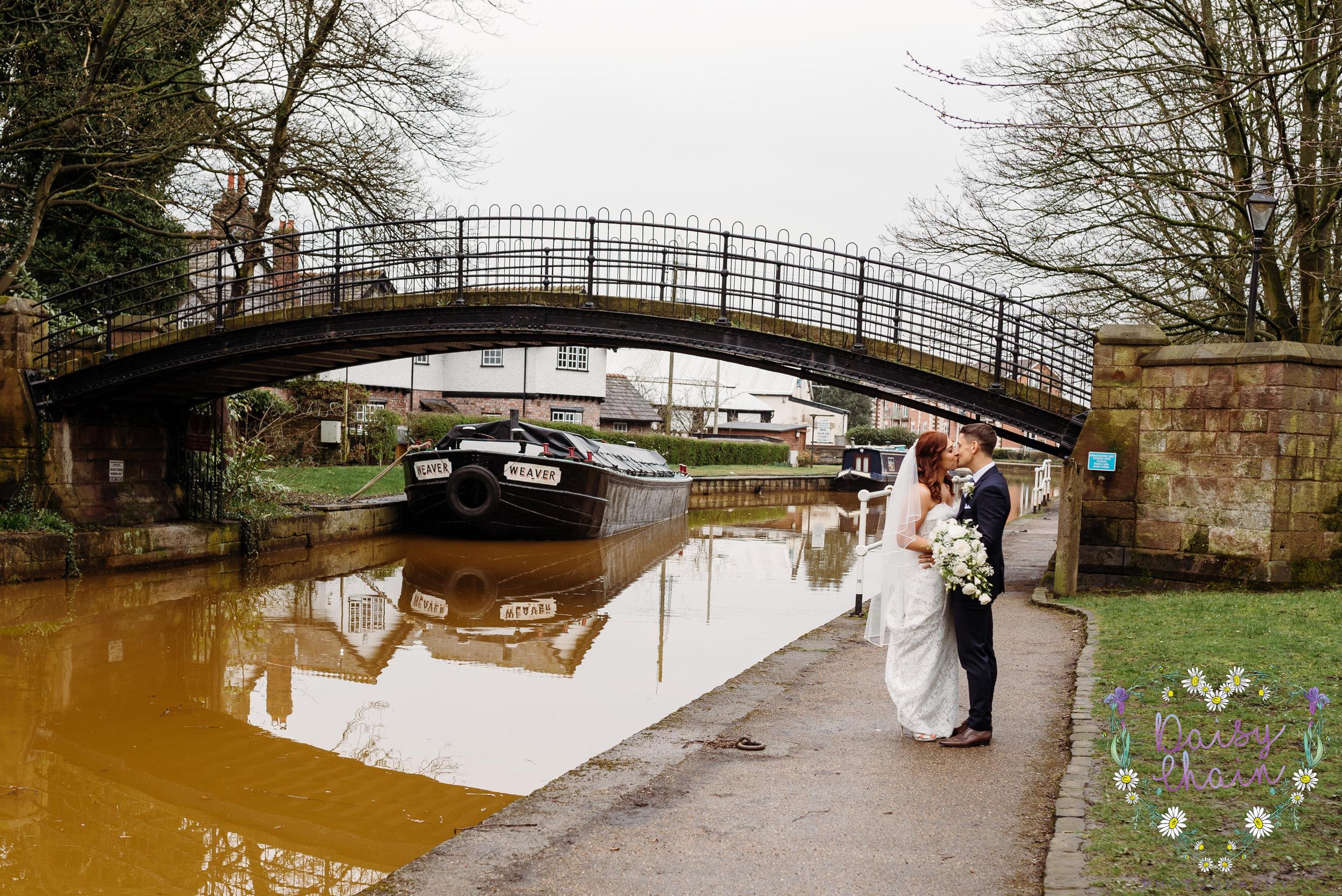 Worsley Court House wedding