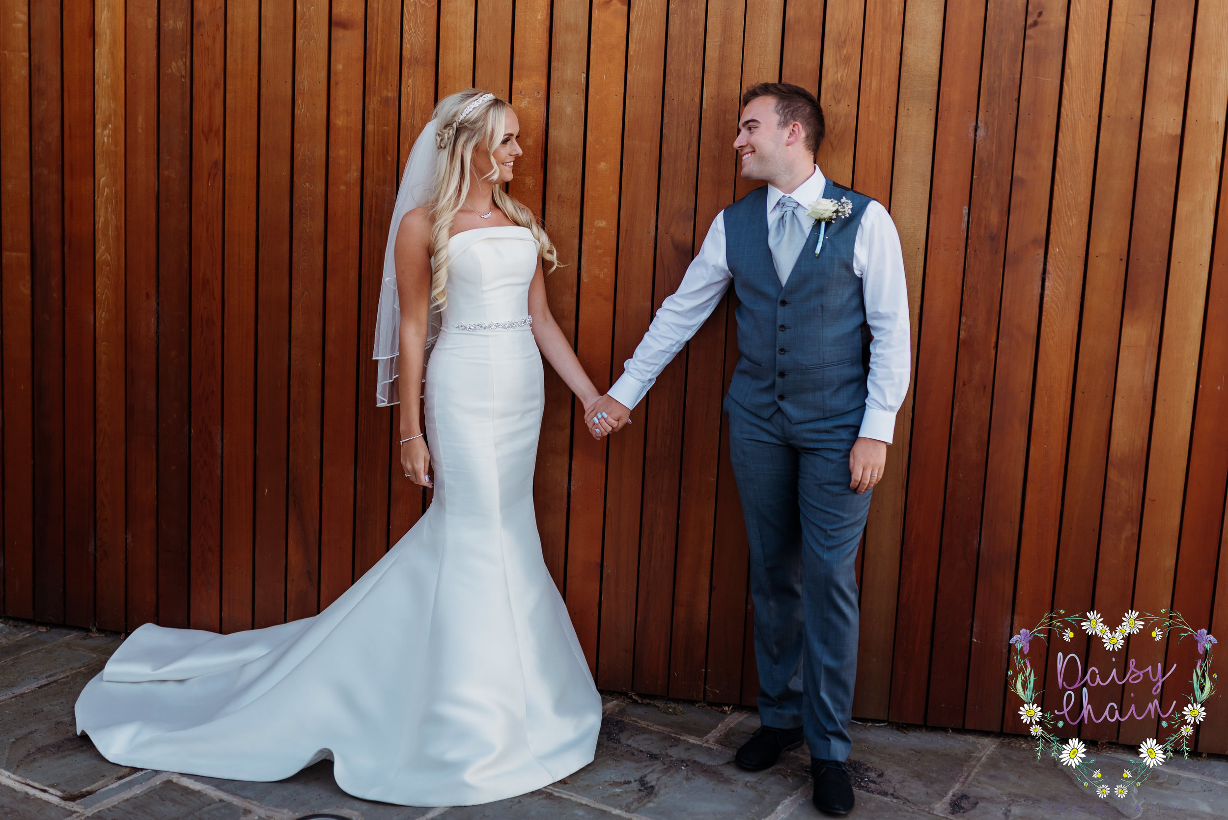 Summer wedding - Hurlston Hall