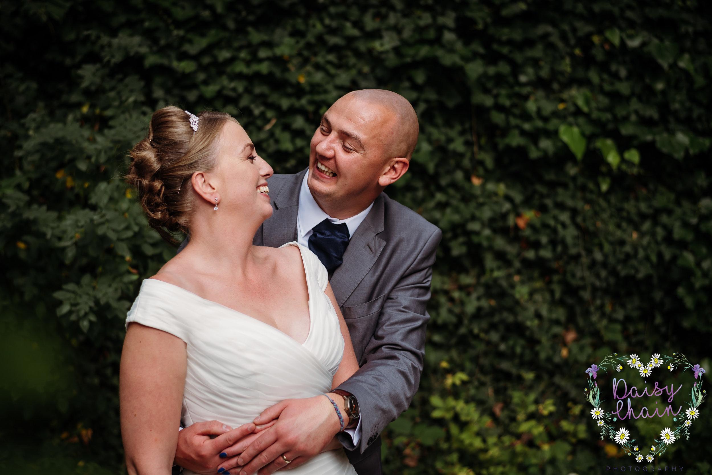 Summer wedding - Burnley