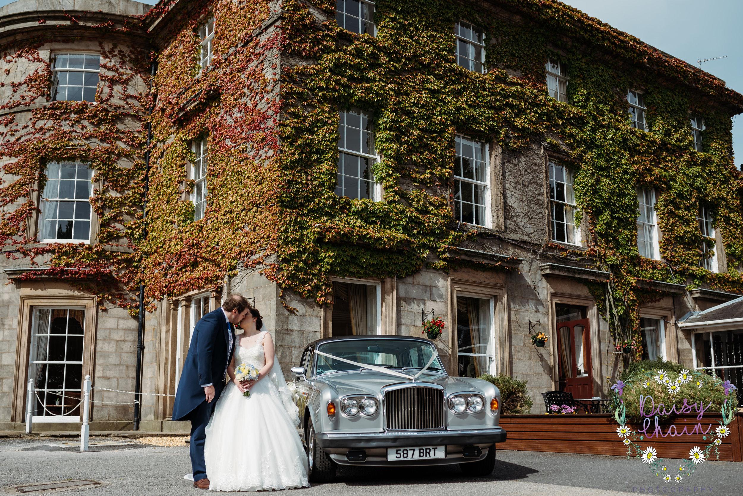 Summer wedding - chorley, lancashire
