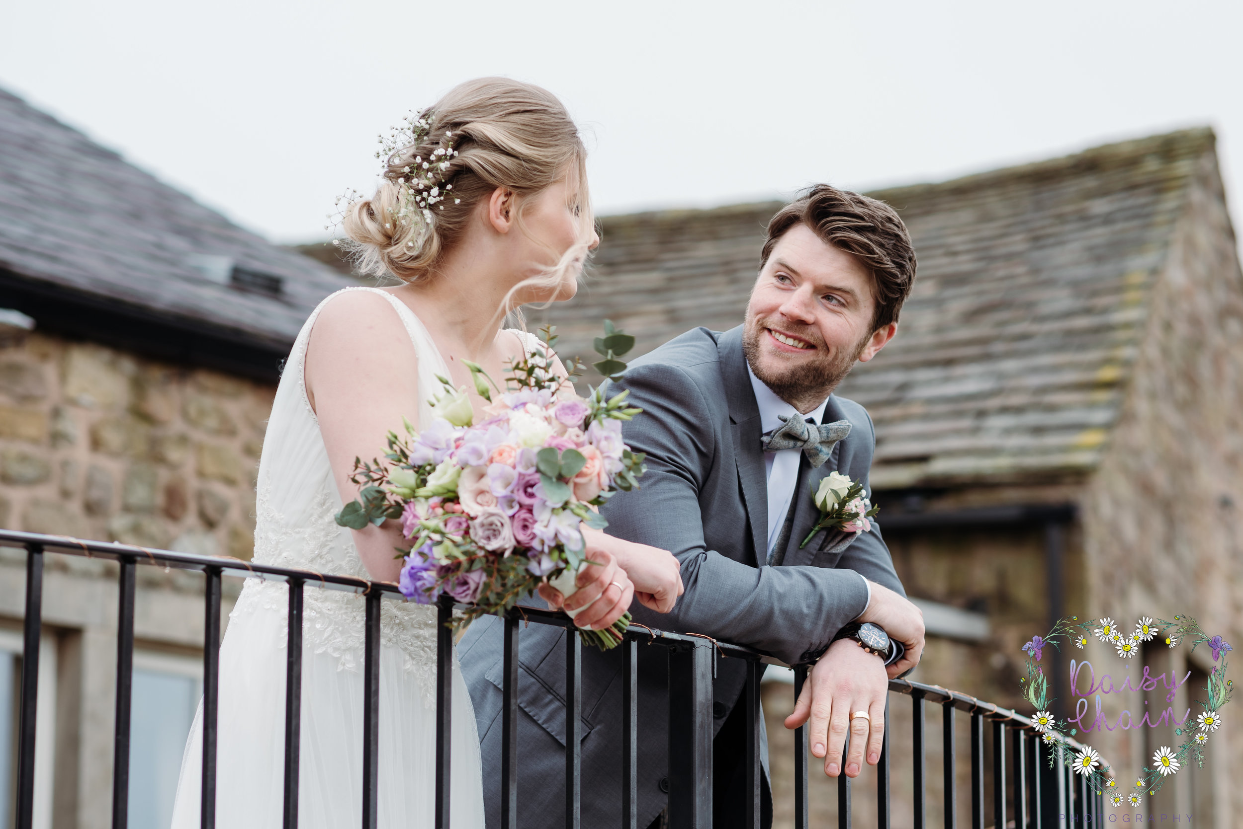 The Shireburn Arms, Ribble Valley wedding