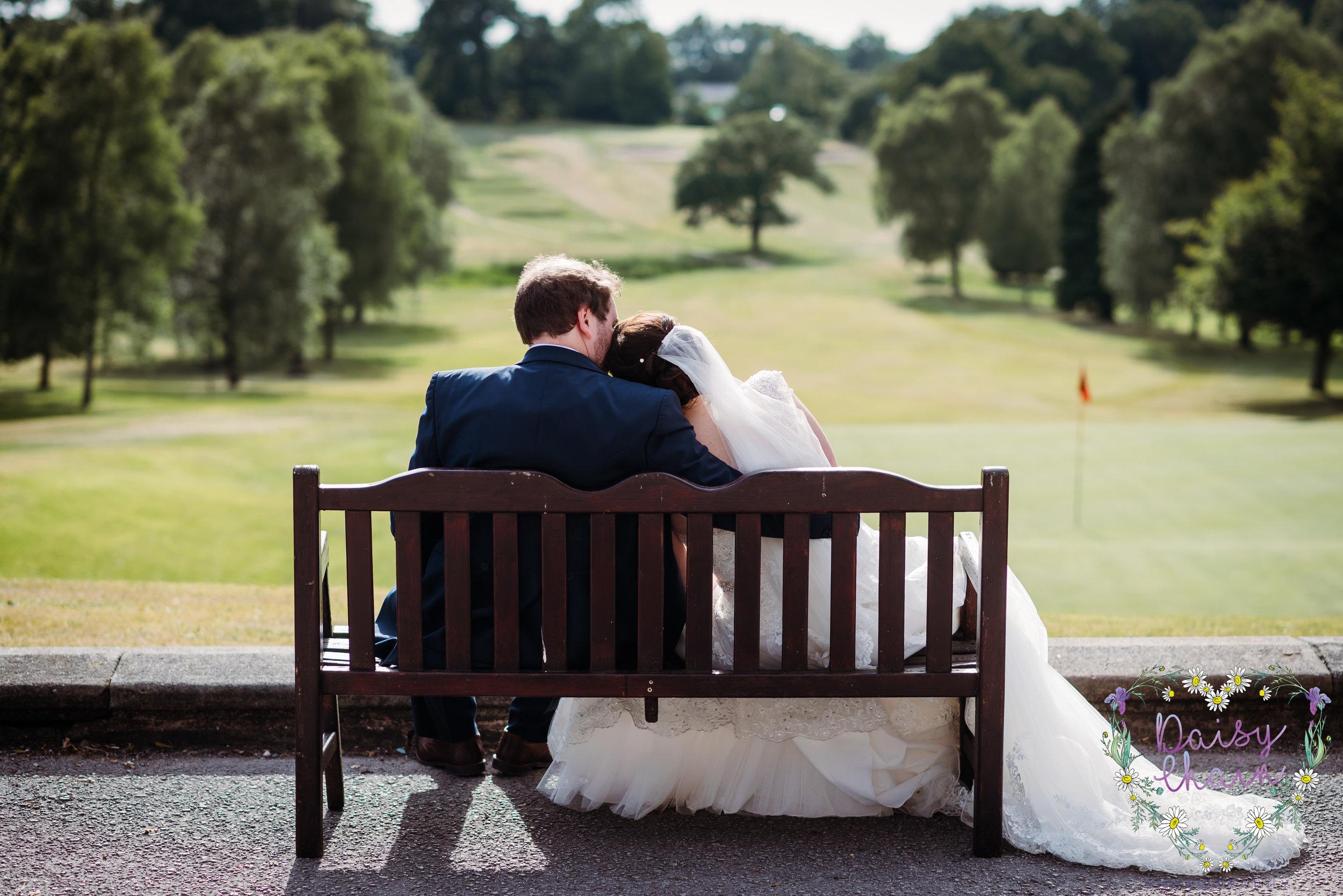 Shaw Hill, Chorley wedding