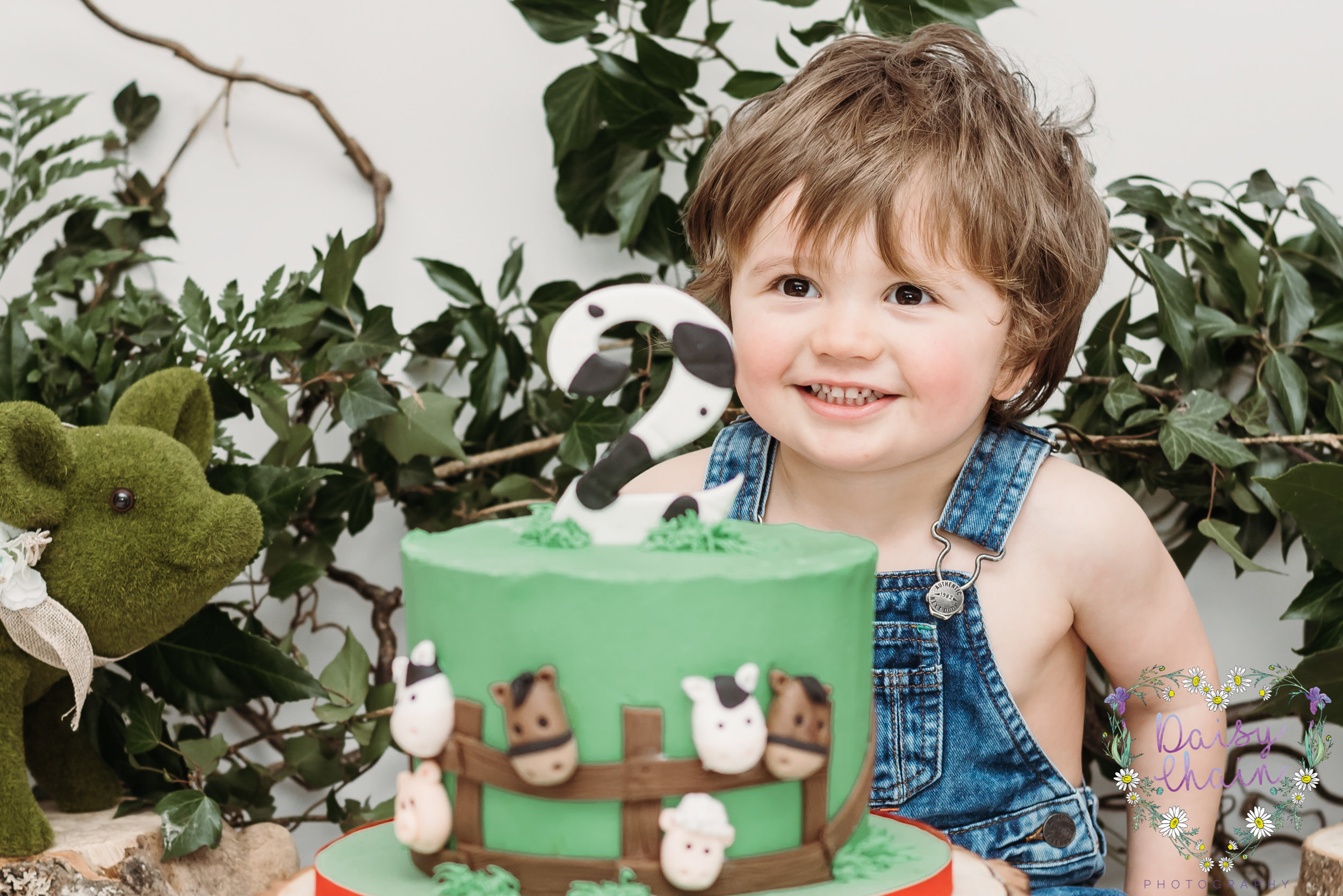 Ribble Valley cake smash