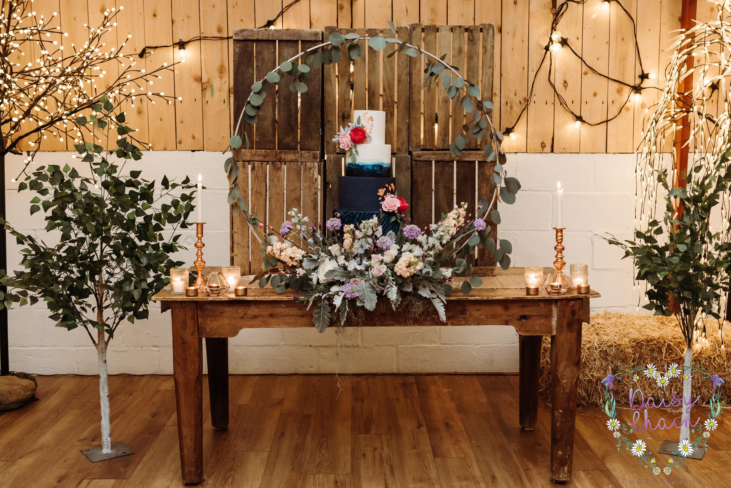 Wedding cake ideas - lancashire