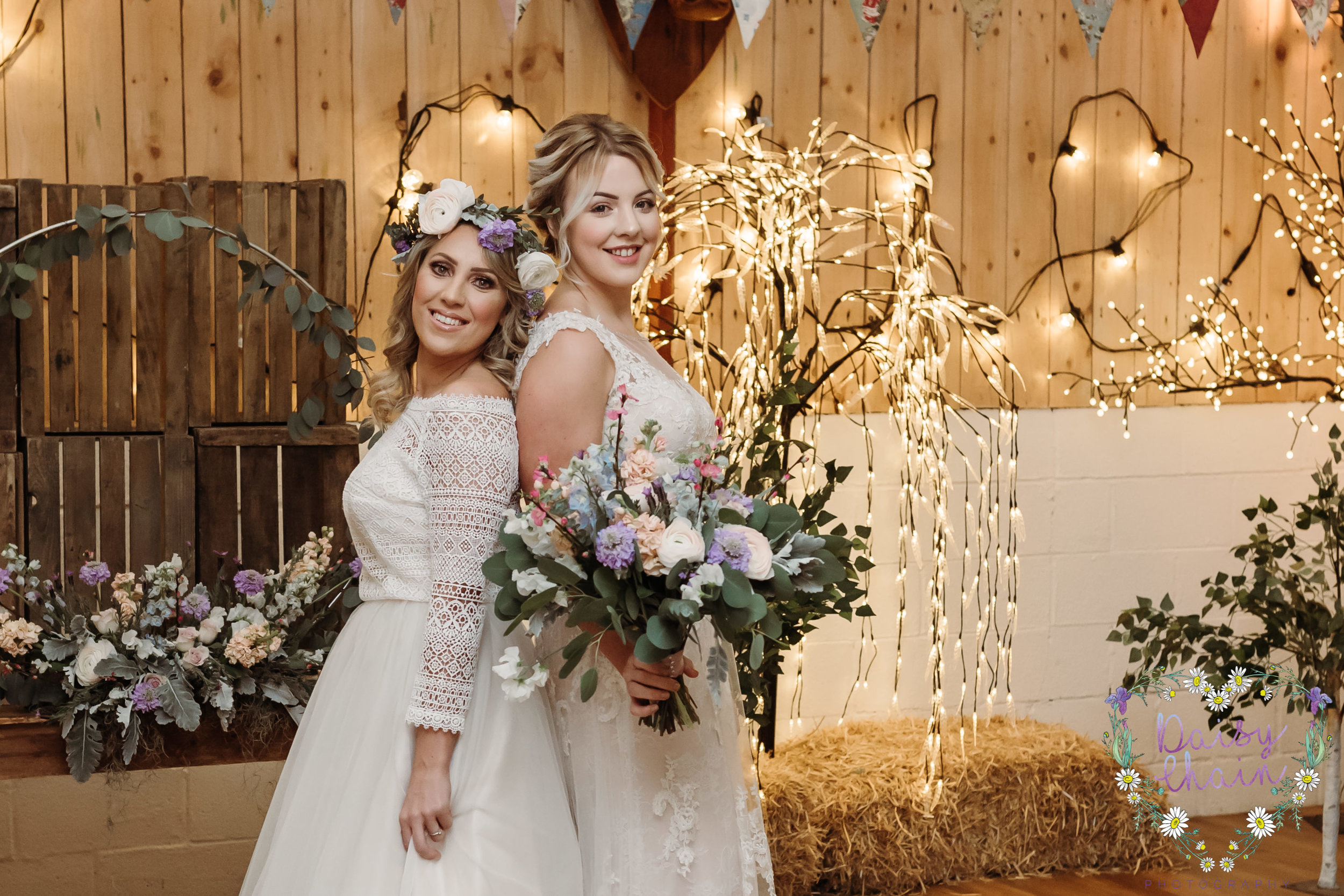 same sex wedding - two bride are better than one