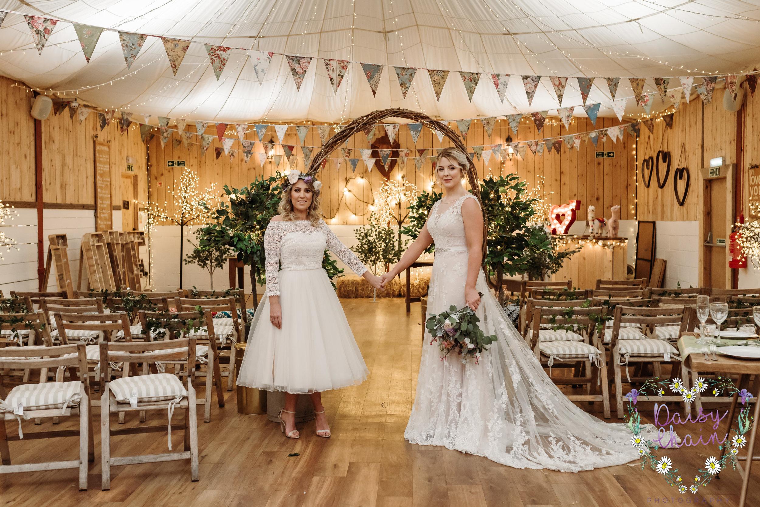 Rustic wedding - lancashire