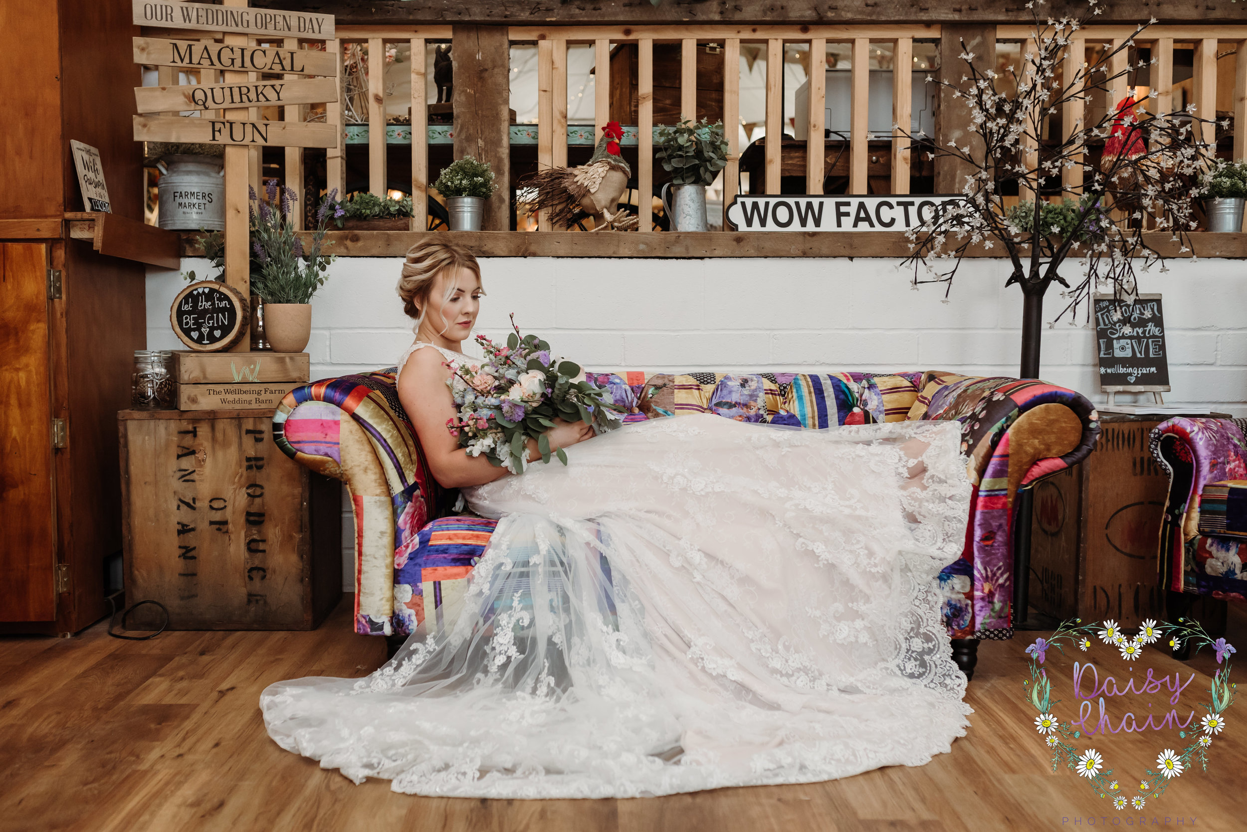 alternative wedding  - lancashire