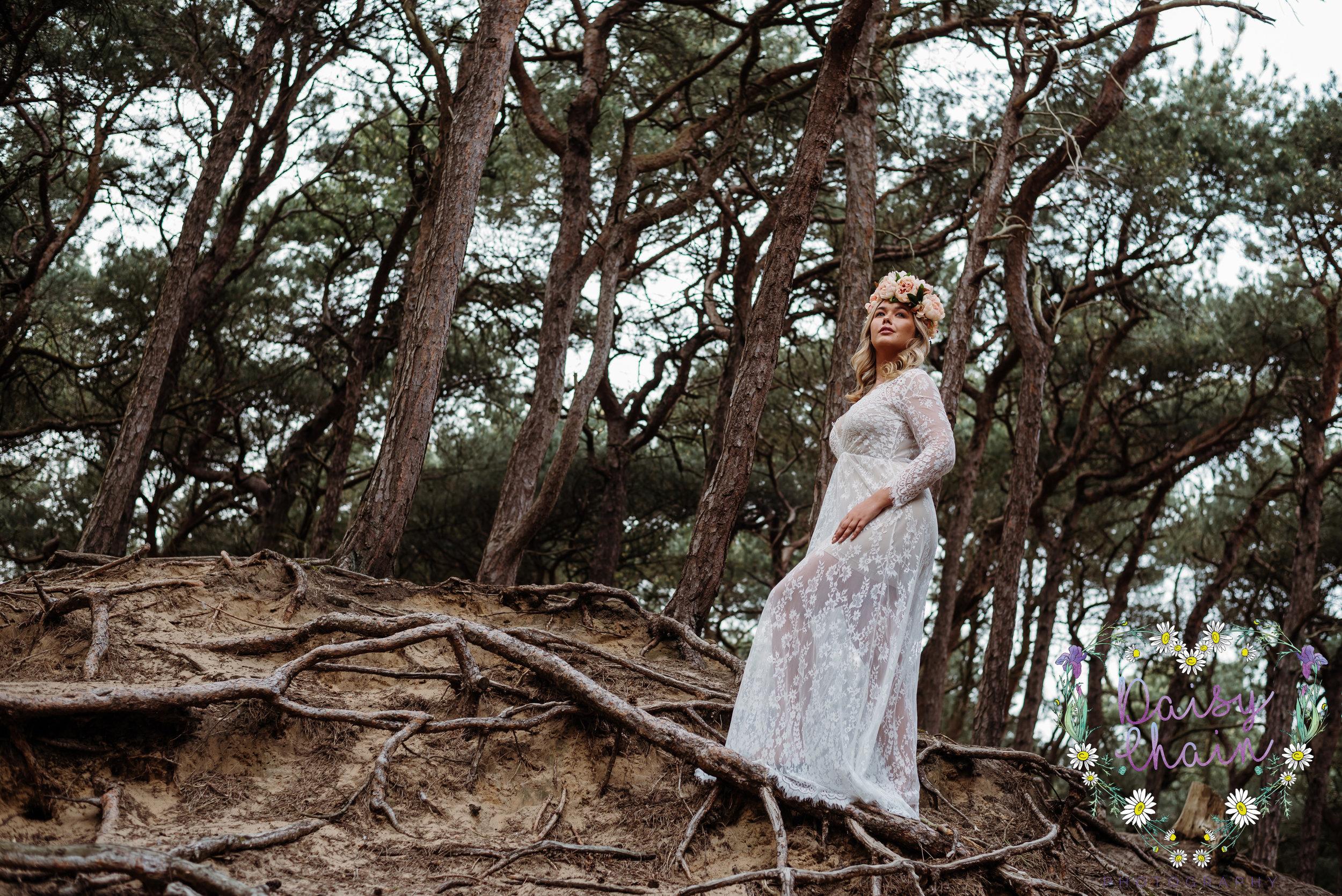 Woodland wedding - liverpool