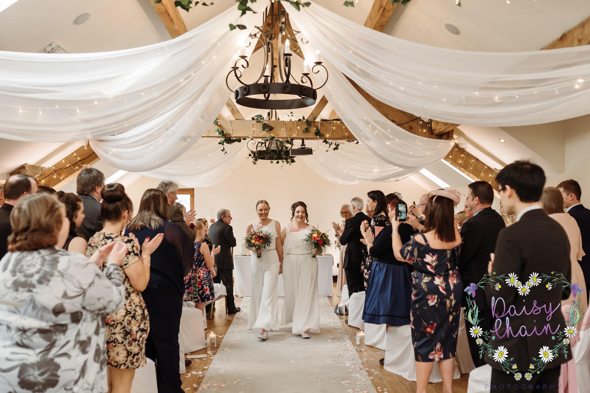 Beeston Mano wedding