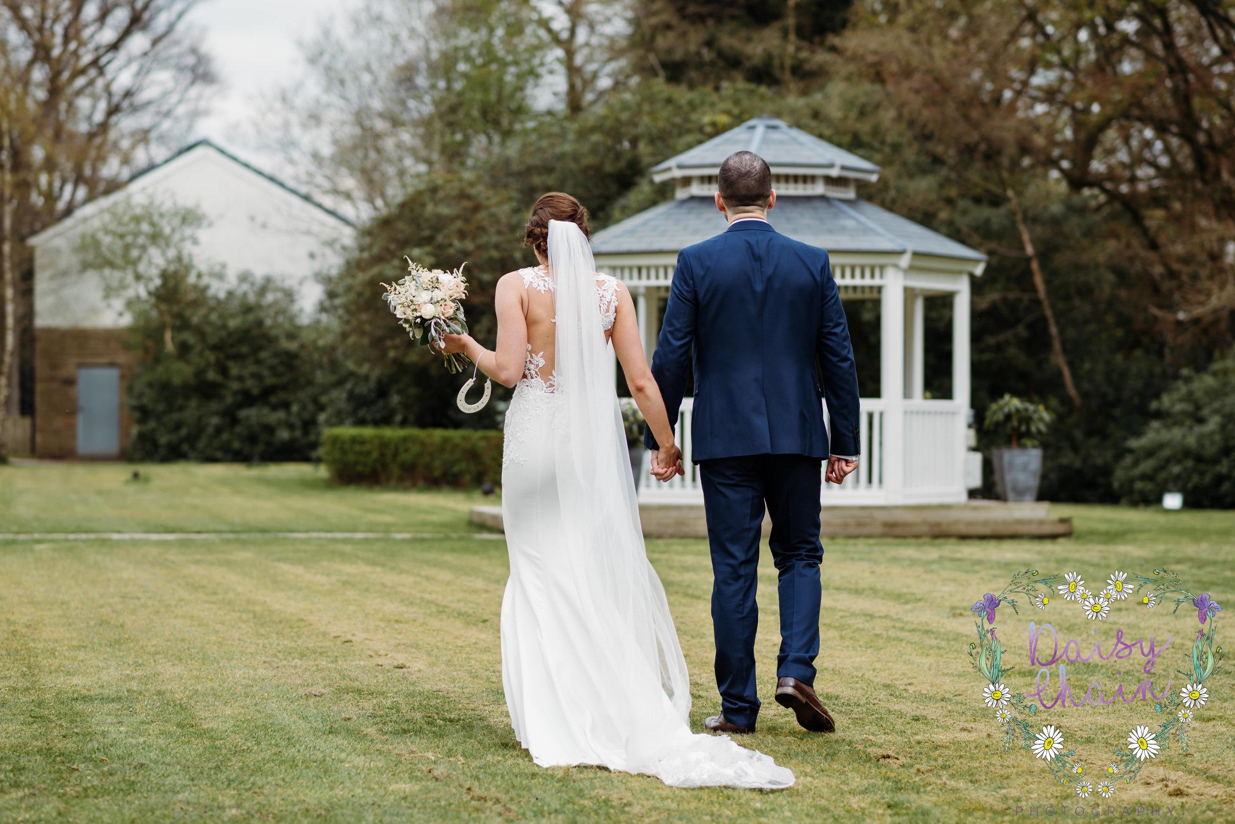 bride and groom lancashire