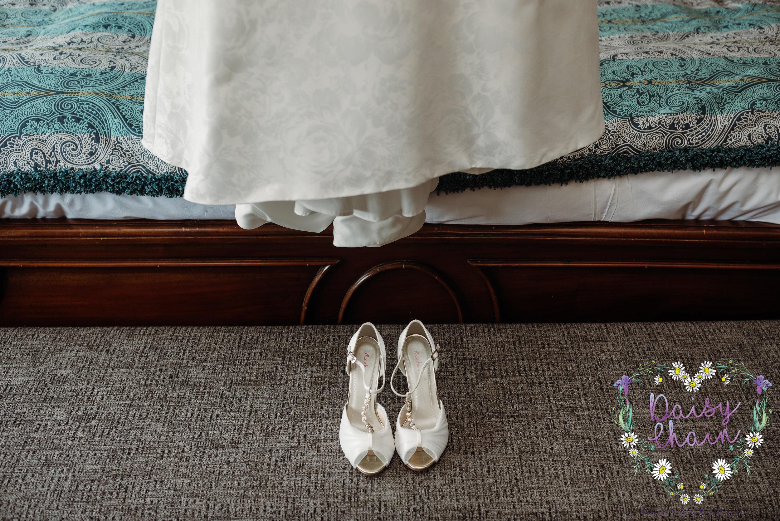 Lancashire wedding details