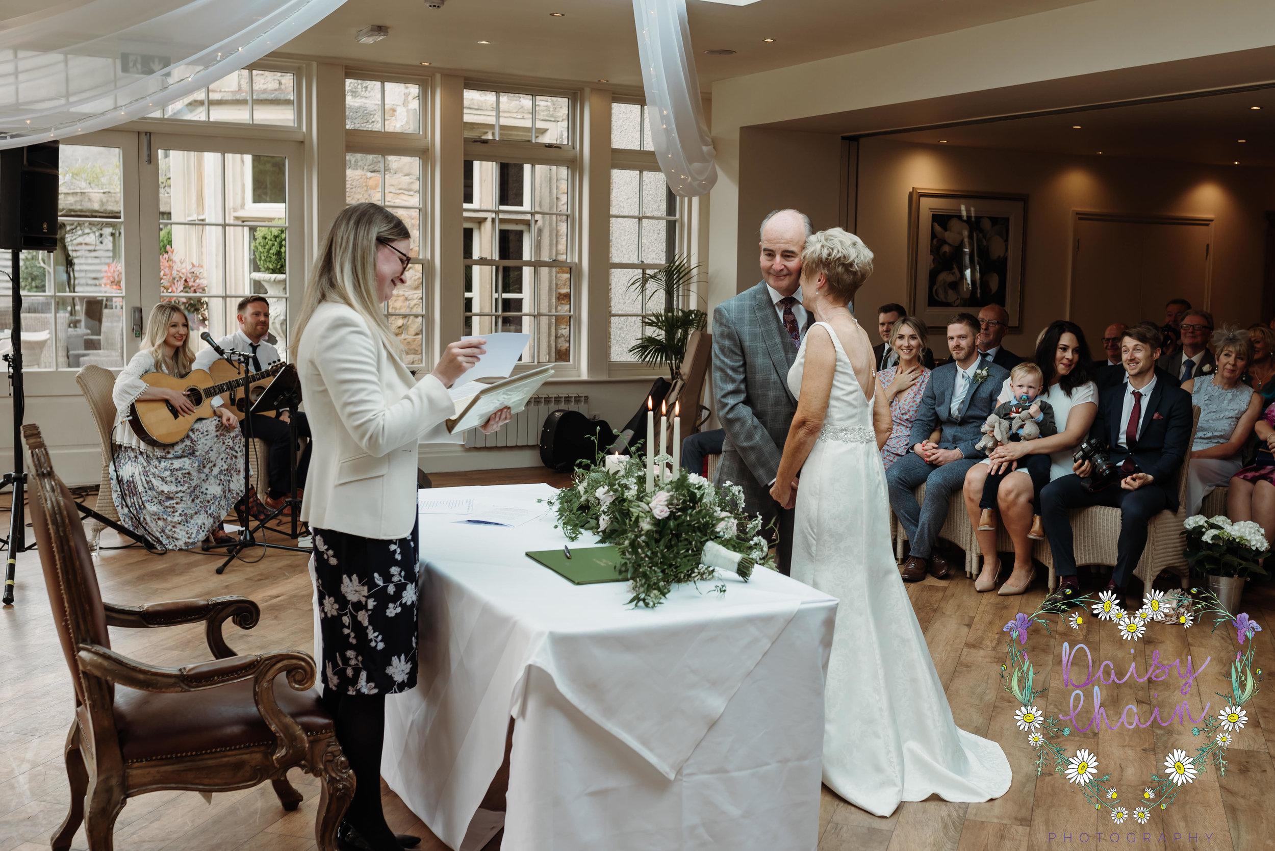 wedding reading - lancashire