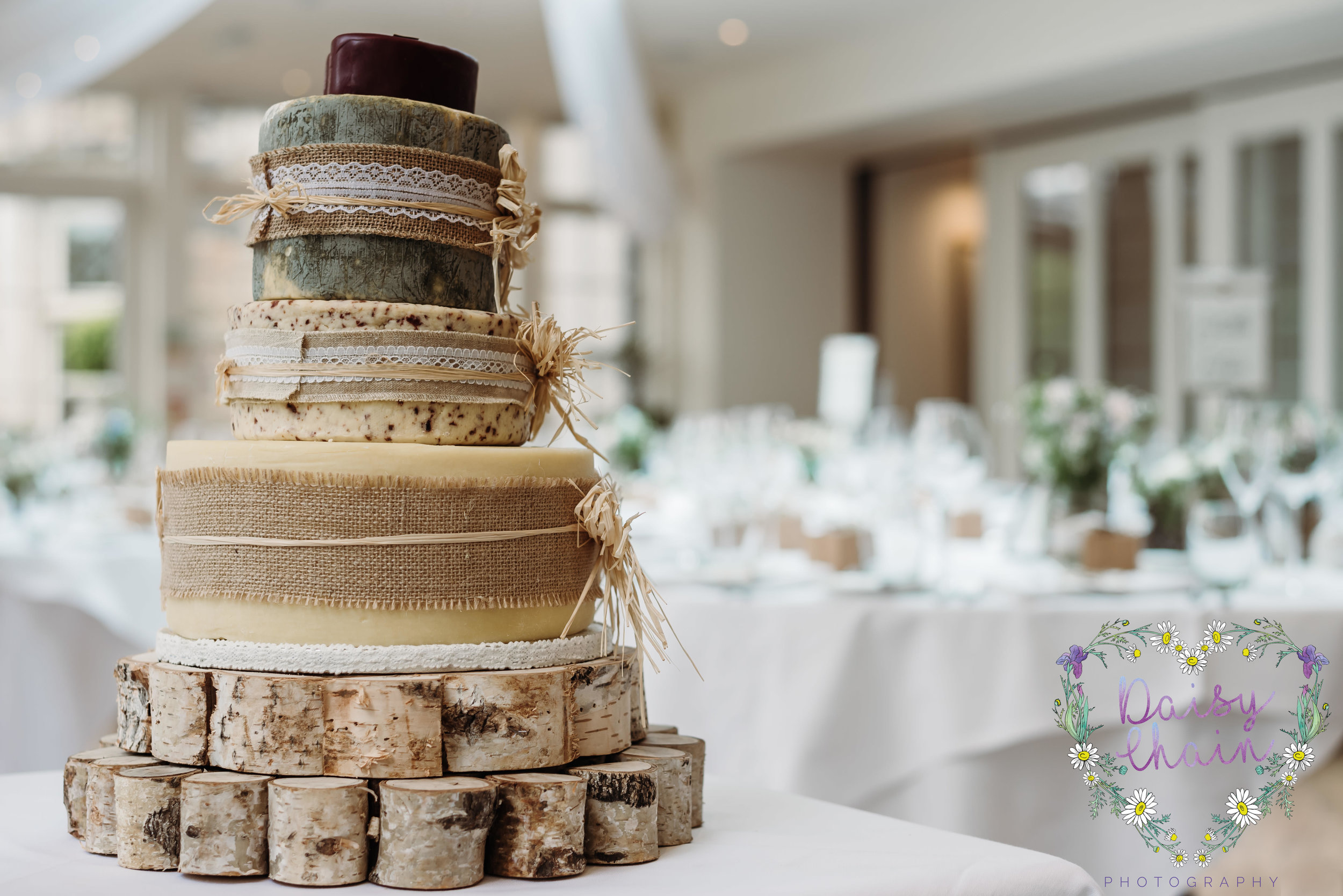 Cheese cake - wedding cake
