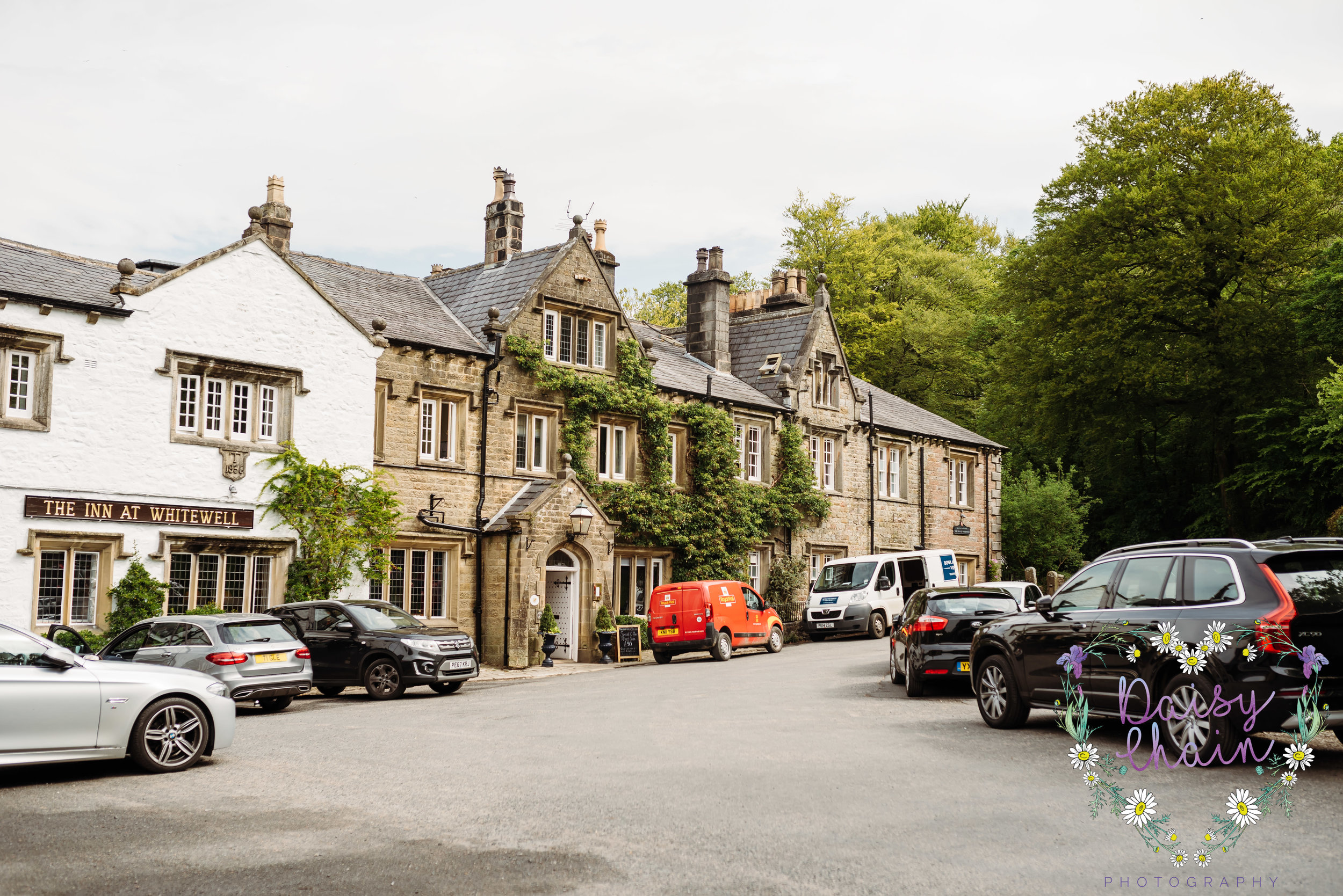 The Inn at Whitewell wedding - Ribble Valley