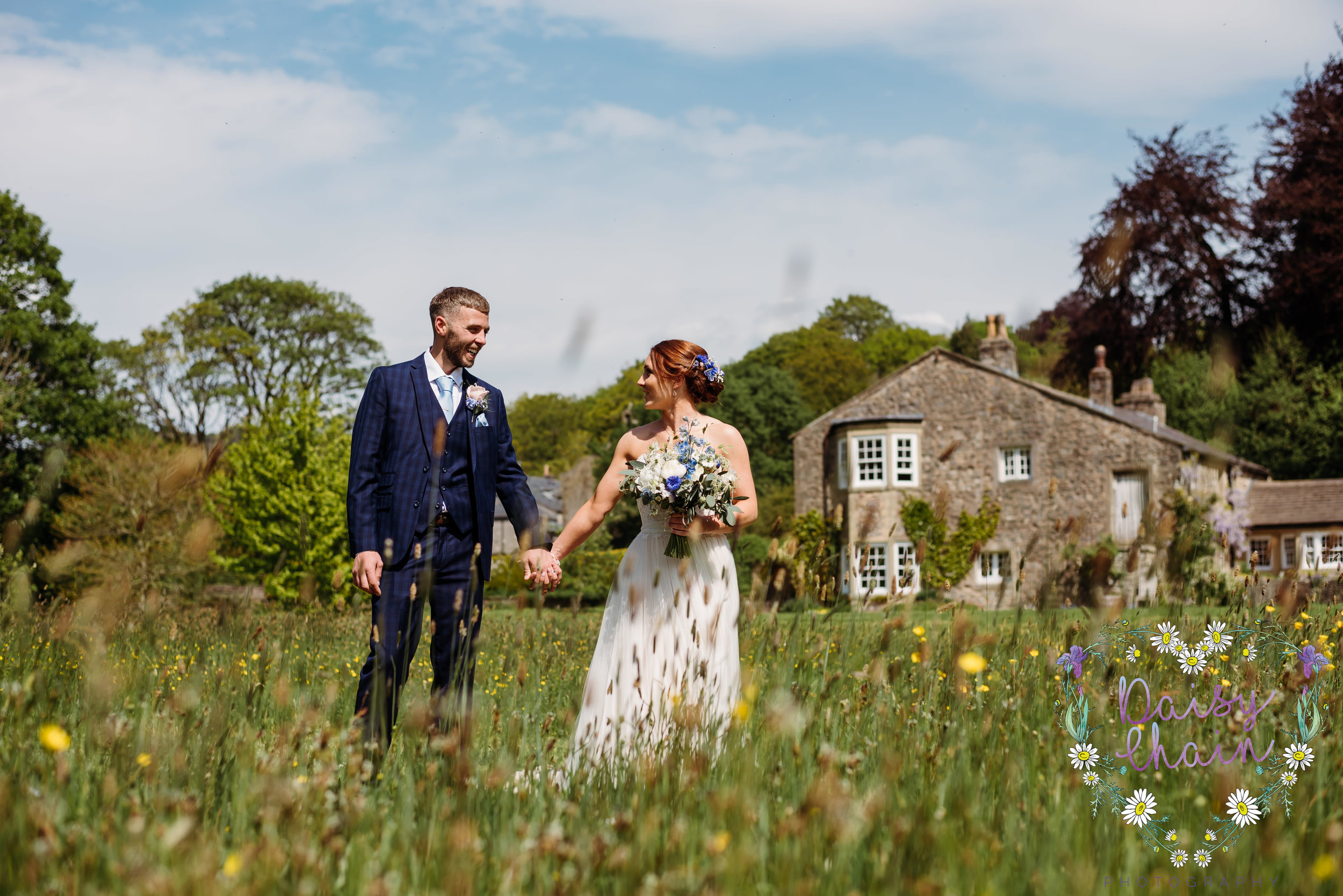 Inn at Whitewell wedding - Ribble Valley
