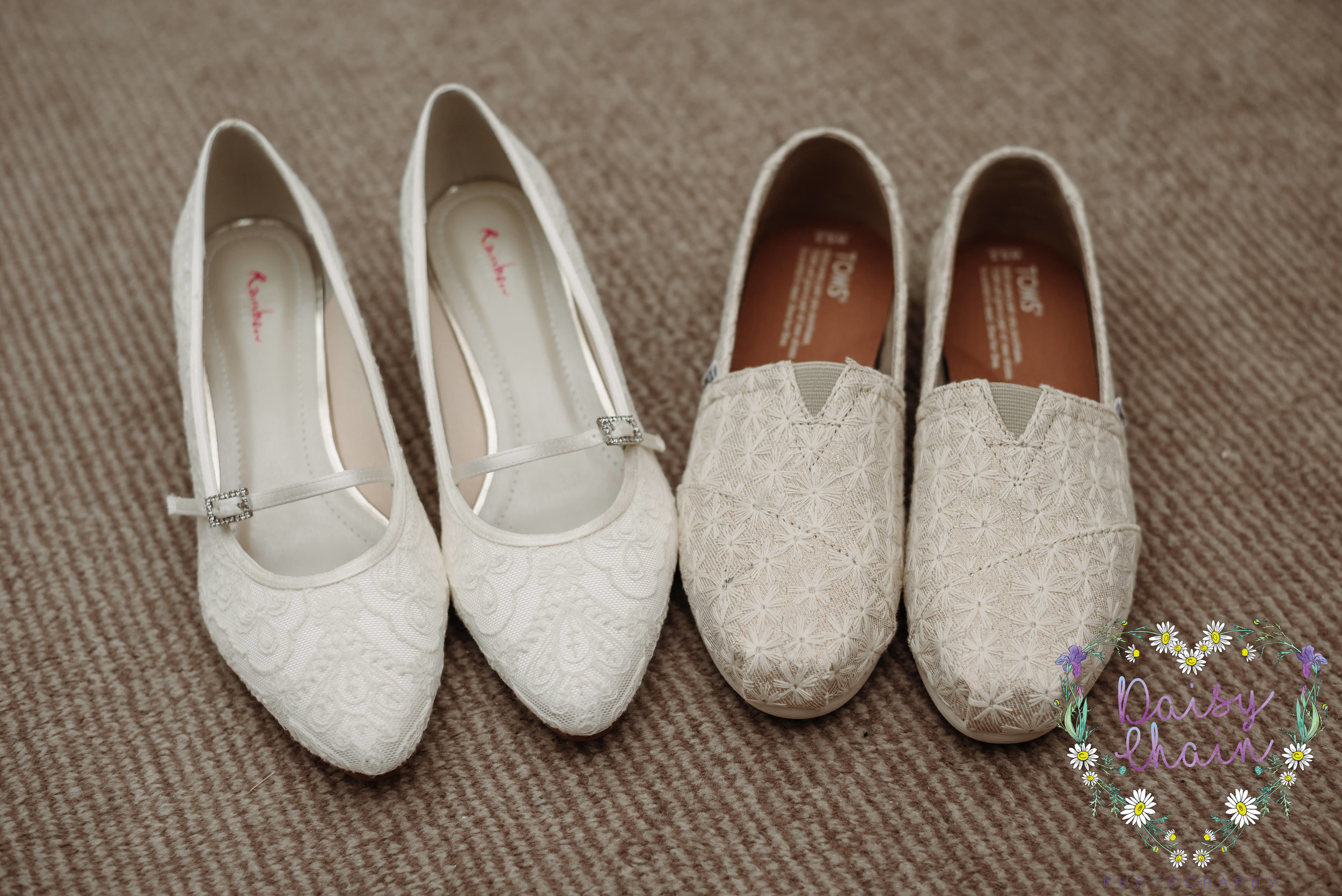 Wedding shoes - Toms