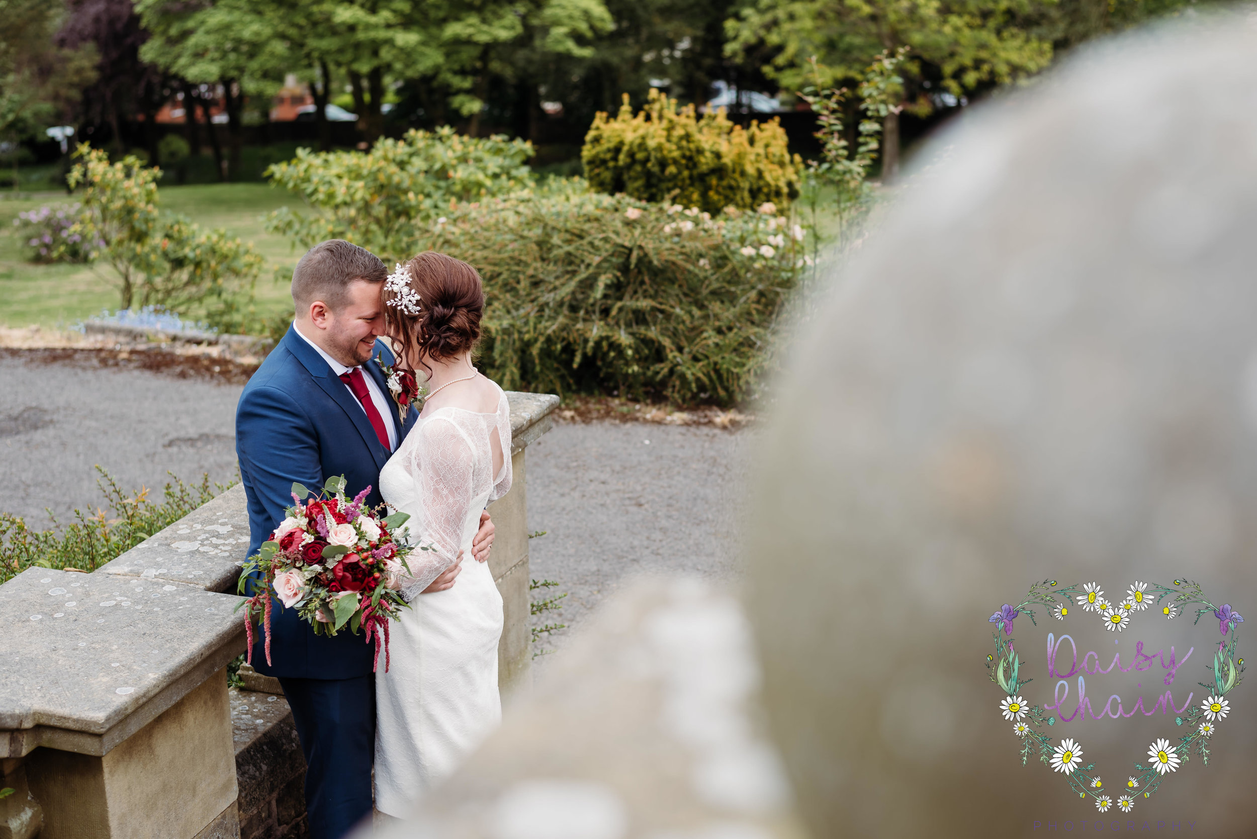 Accrington wedding at Howarth Art Gallery