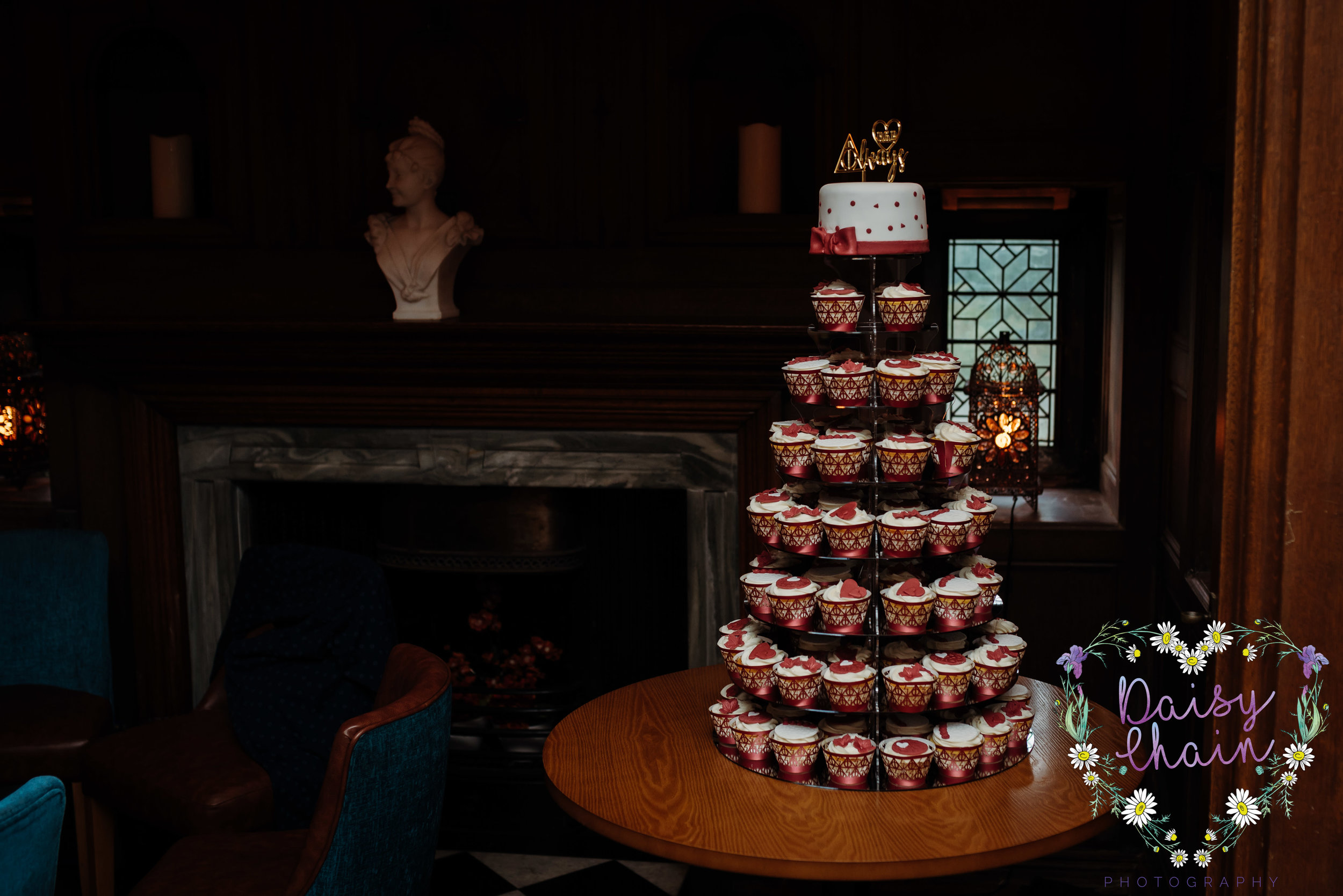 Harry Potter wedding cake, Lancashire