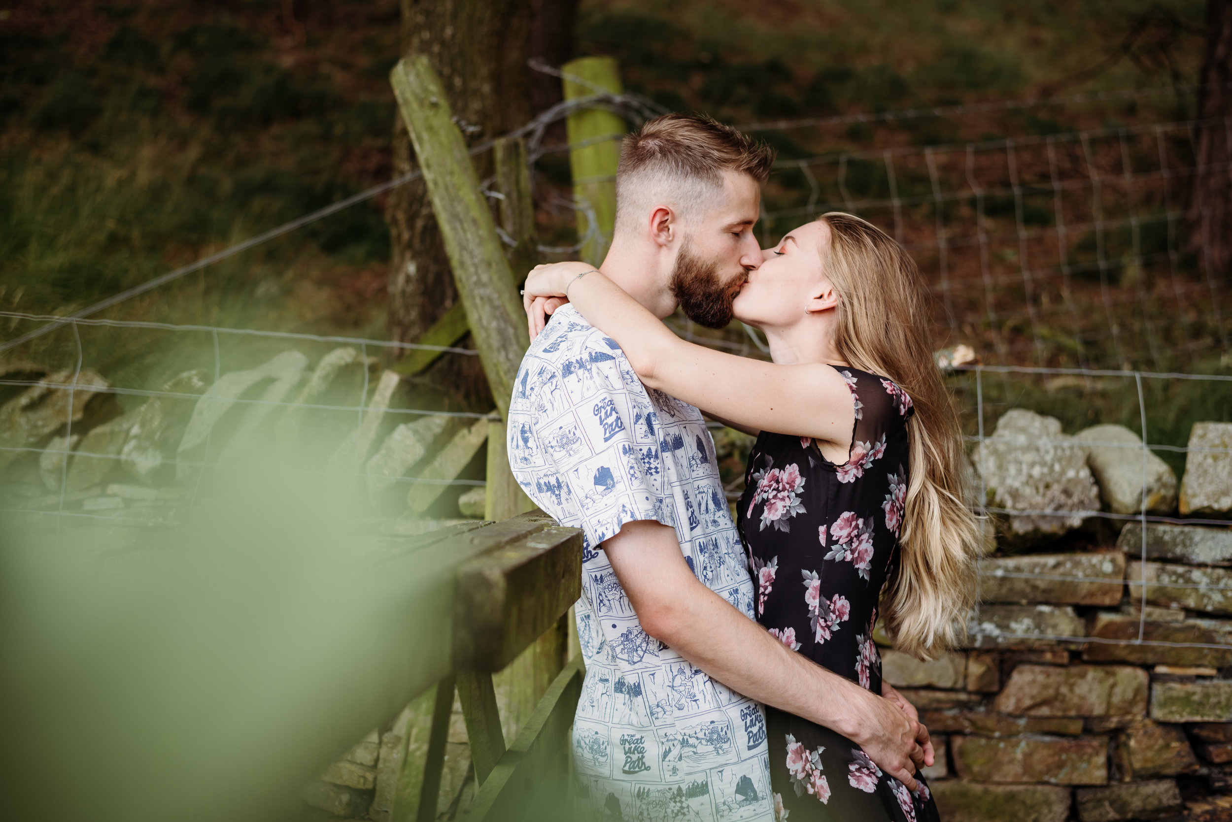 Young and in love - Lancashire