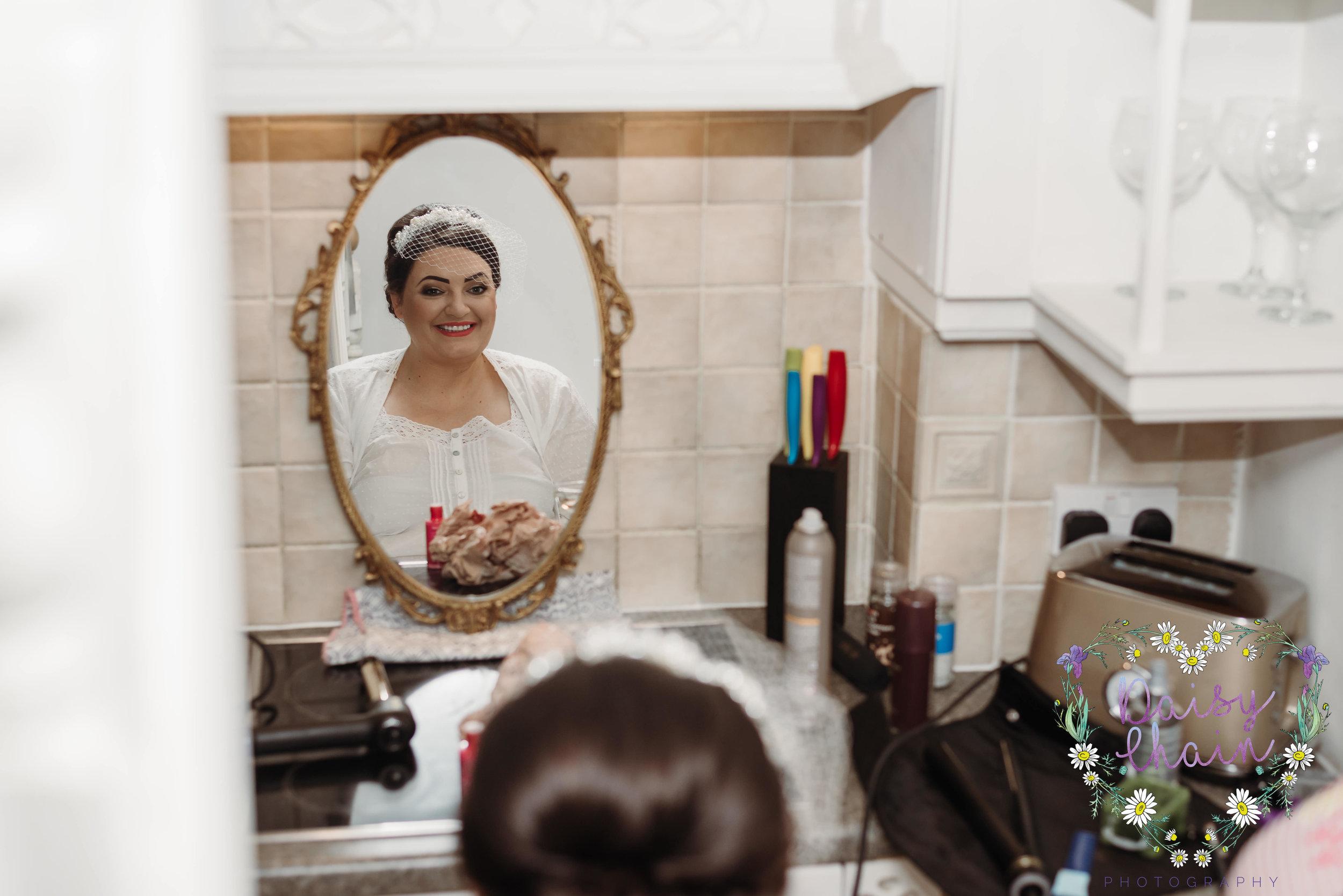 Bridal hair Lancashire